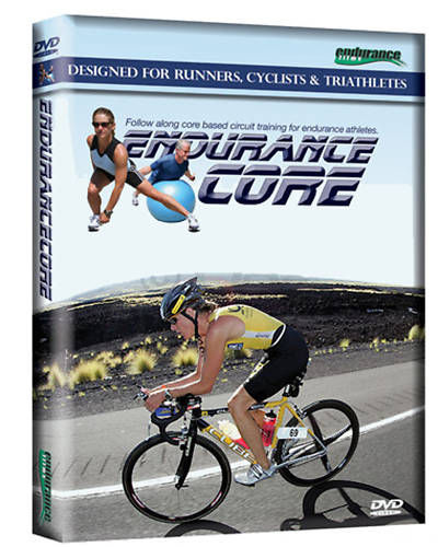 Strength Training For Triathletes: Endurance Core Strength Training DVD For The Triathlete