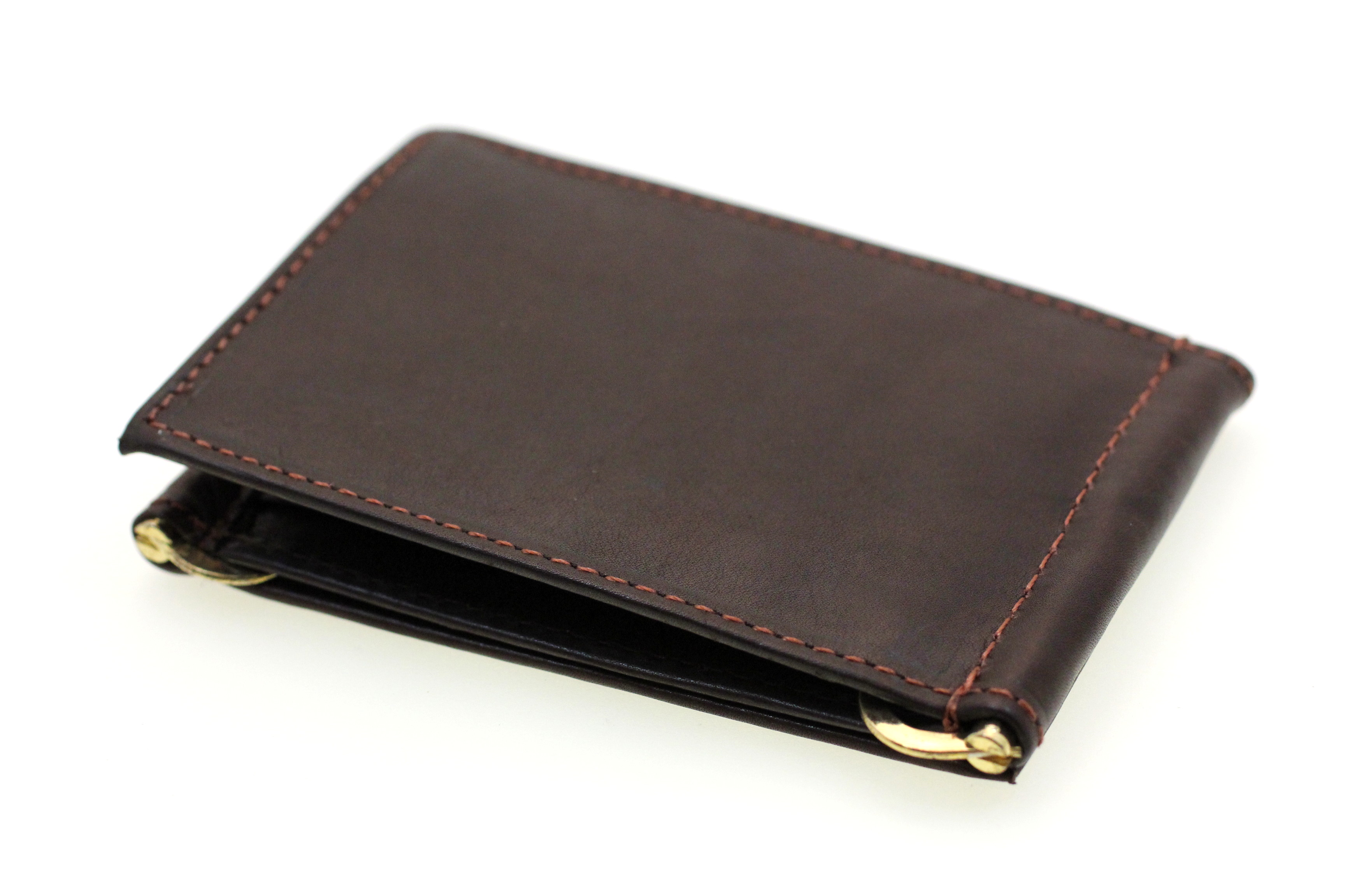 how to clean cowhide wallet