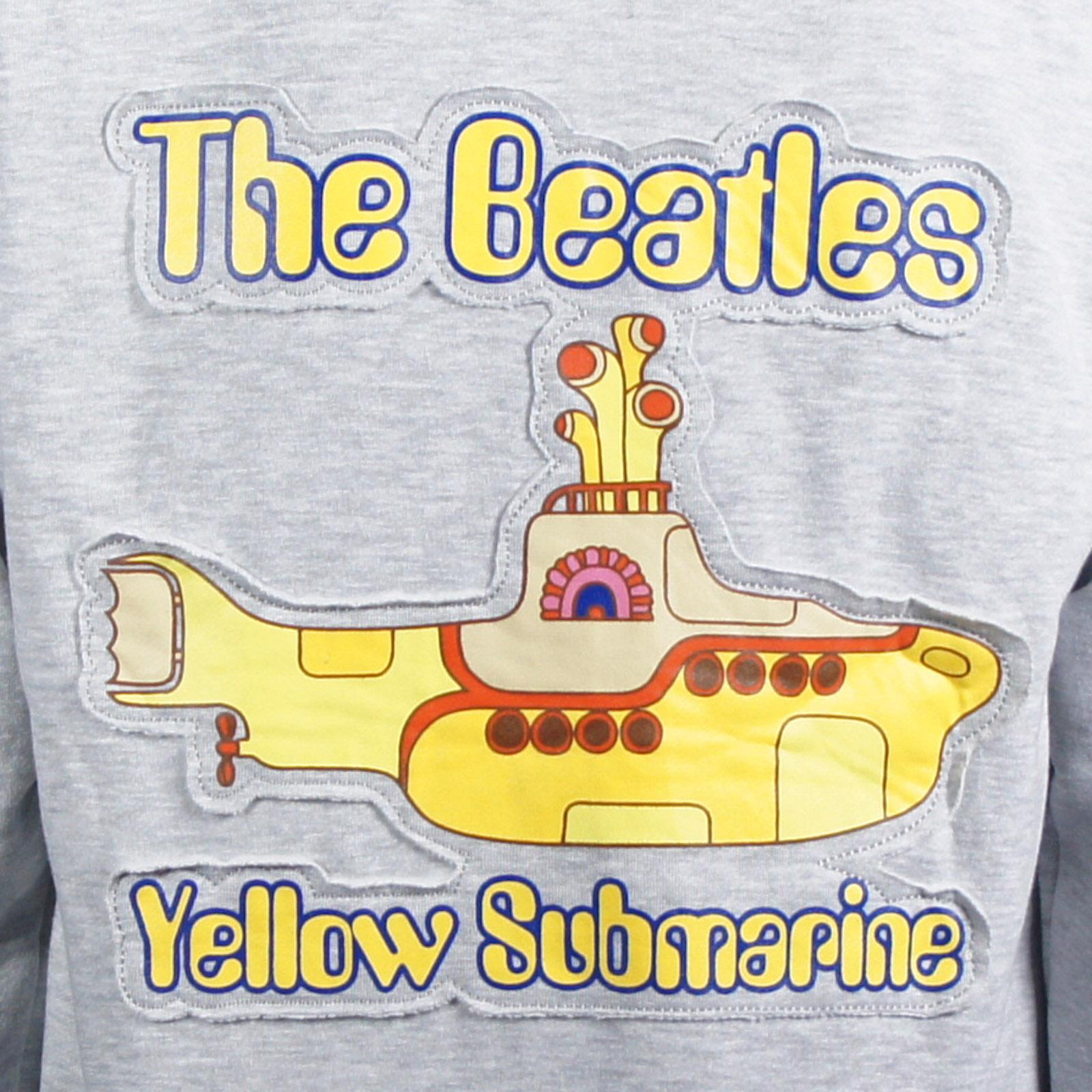 THE BEATLES Yellow Submarine Zipup Hoodie - Merch2rock