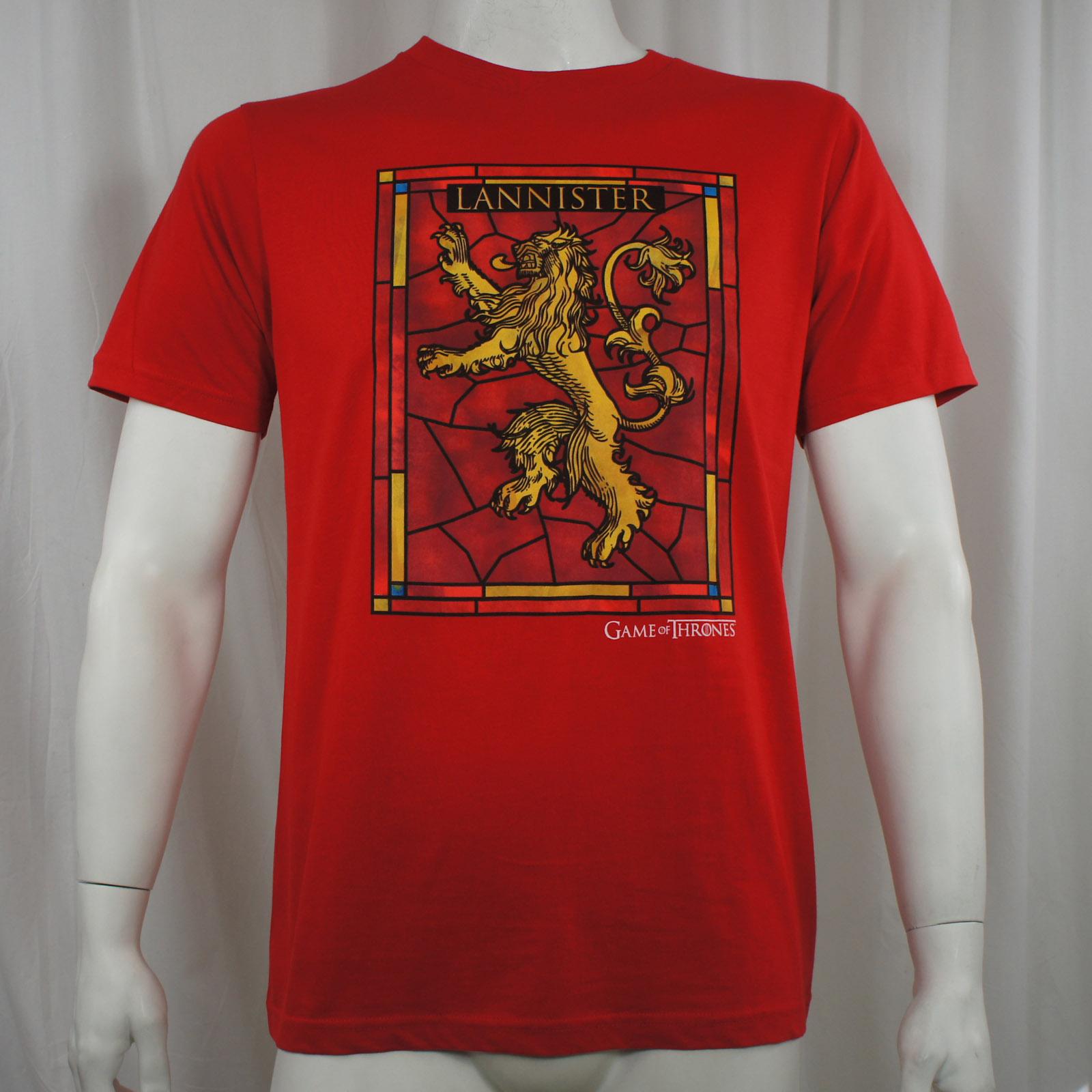 Authentic game of thrones stark targaryen lannister logo for Game of thrones dress shirt