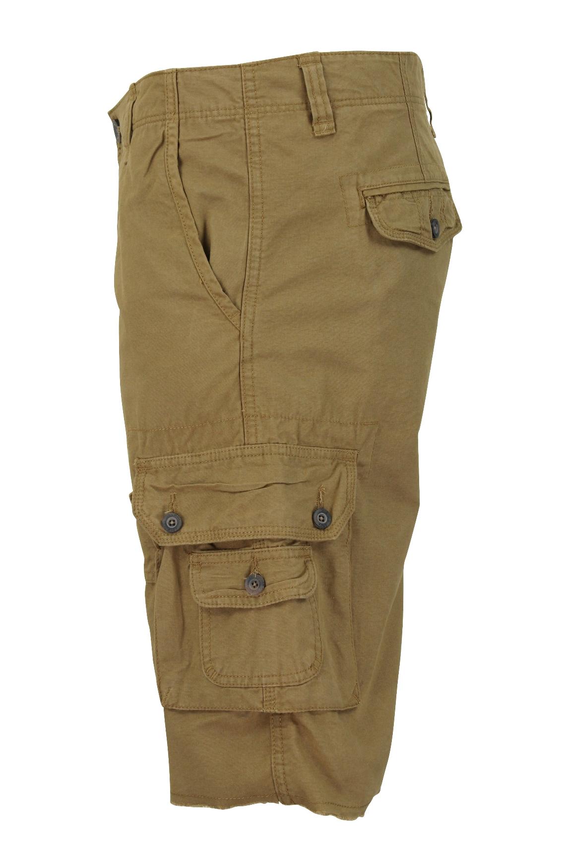 Mens Cargo Combat Shorts by Tokyo Laundry 'Groves'
