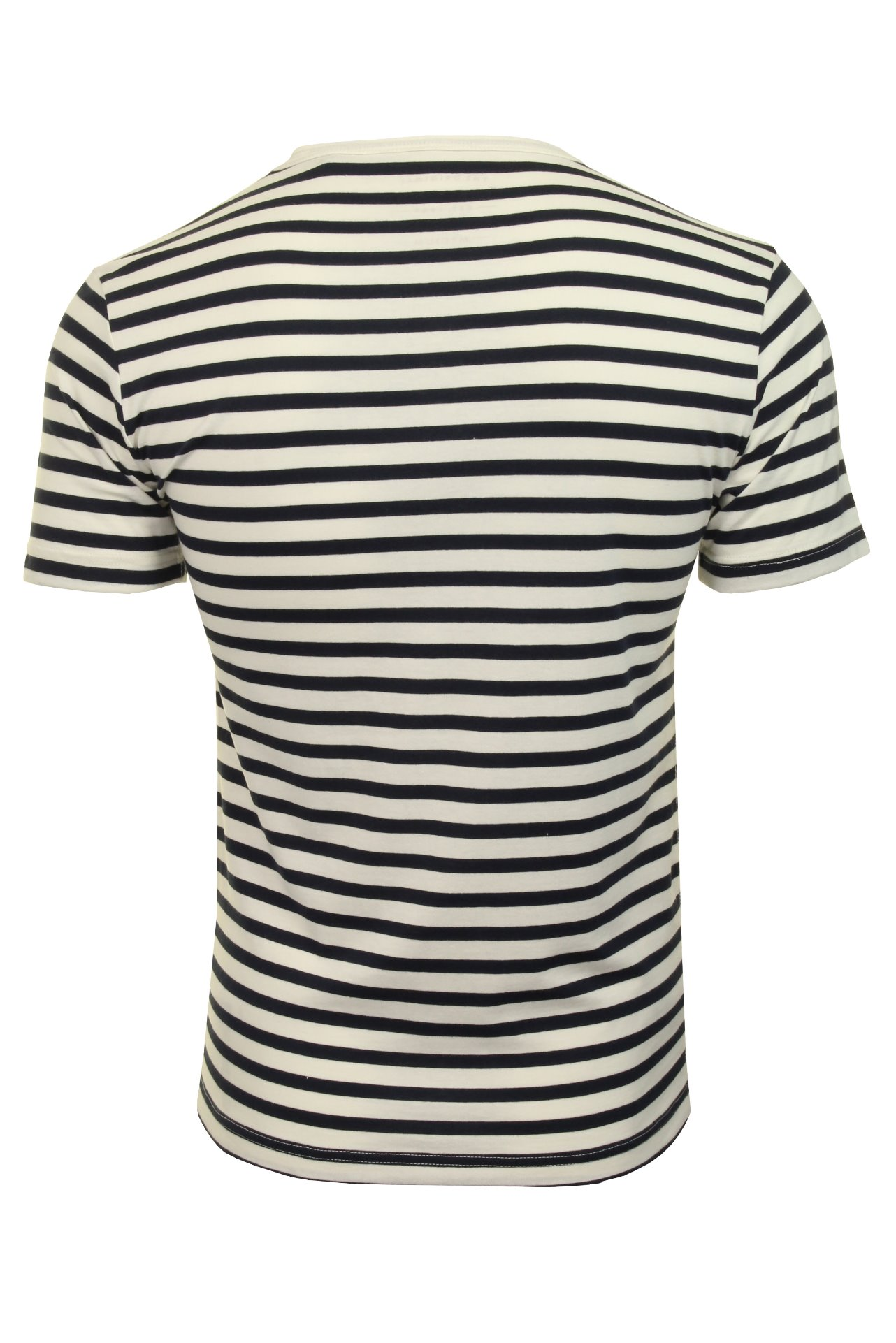 Joules Mens Crew Neck Stripe T-Shirt /'Boathouse Tee/' Short Sleeved