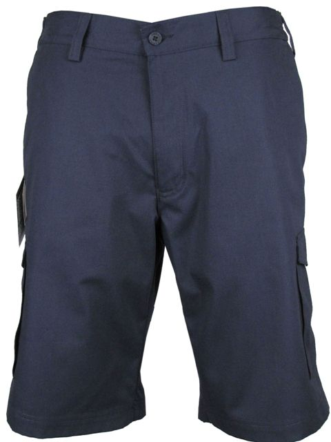 Farah Mens Cargo Shorts in Navy Blue or Khaki | eBay