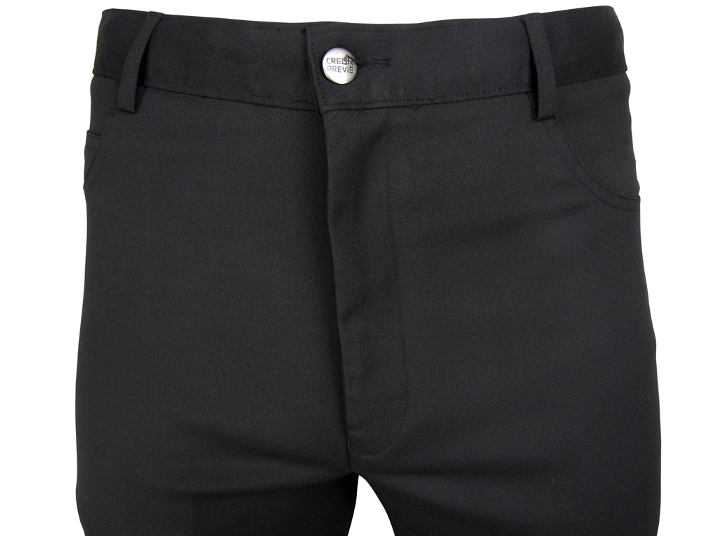 Mens Jean Style Stretch Trousers by Creon Previs Contains Lycra ...