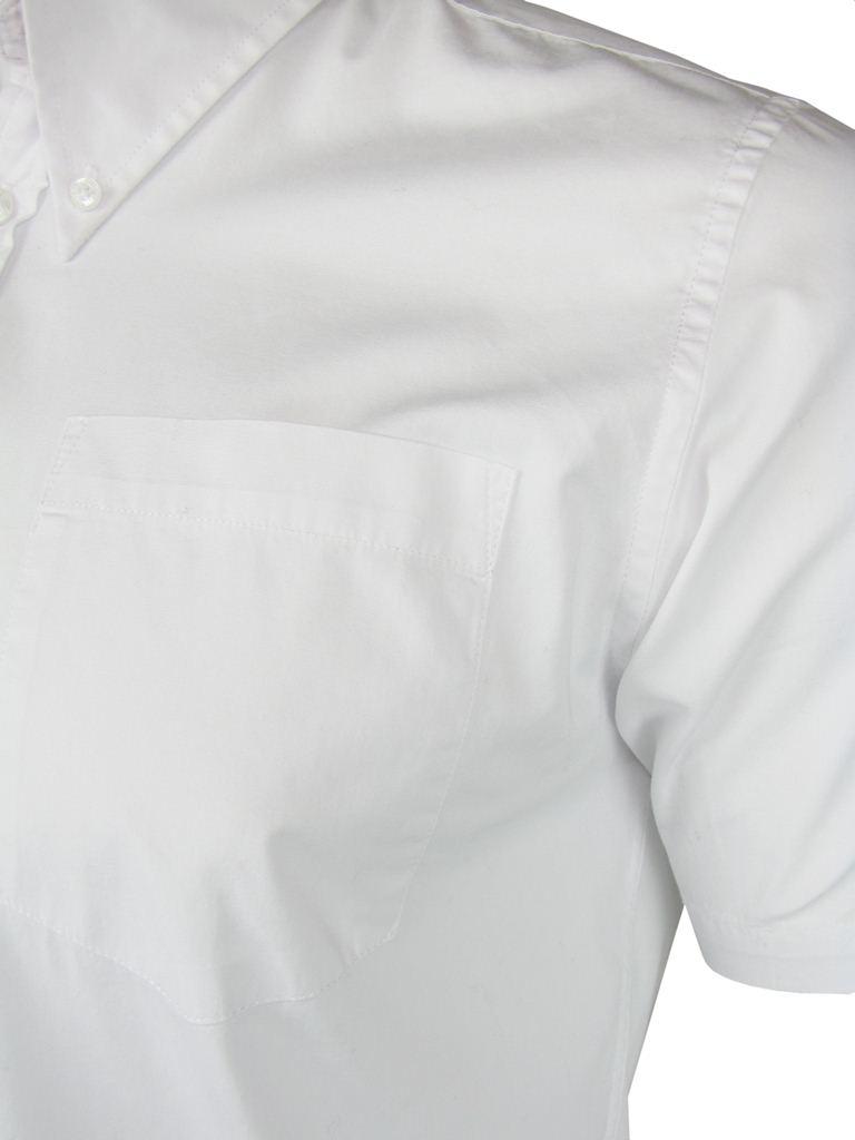 Mens Merc London /'BAXTER/' Short Sleeved Shirt