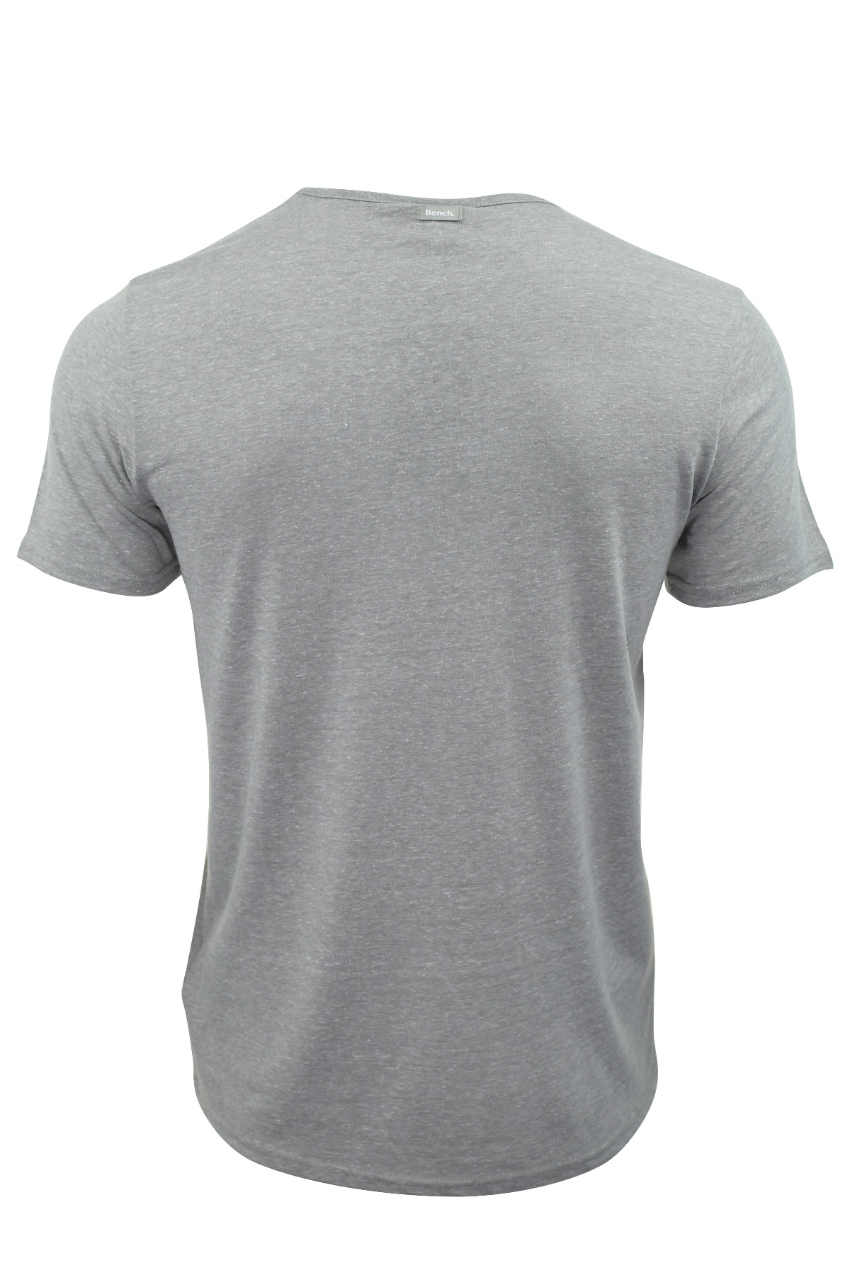 Mens T Shirt Bench 'City Route' Short Sleeved