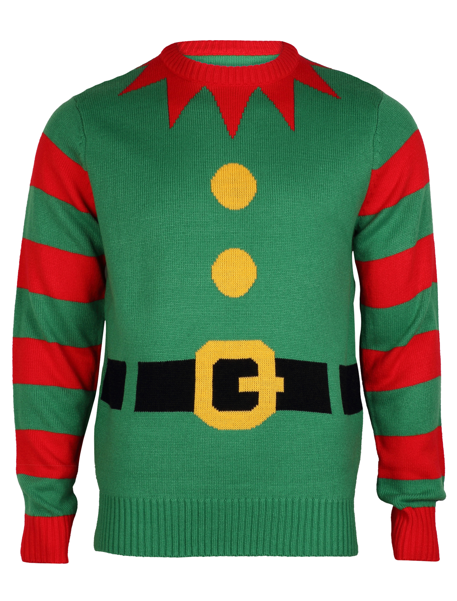 ... about Mens Merry Xmas Christmas Jumper Knit Sweater Novelty Santa Elf