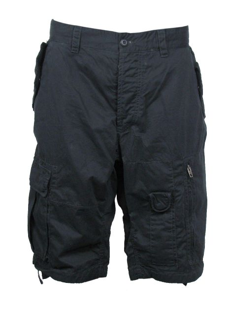 French Connection/FCUK Black Cargo Short