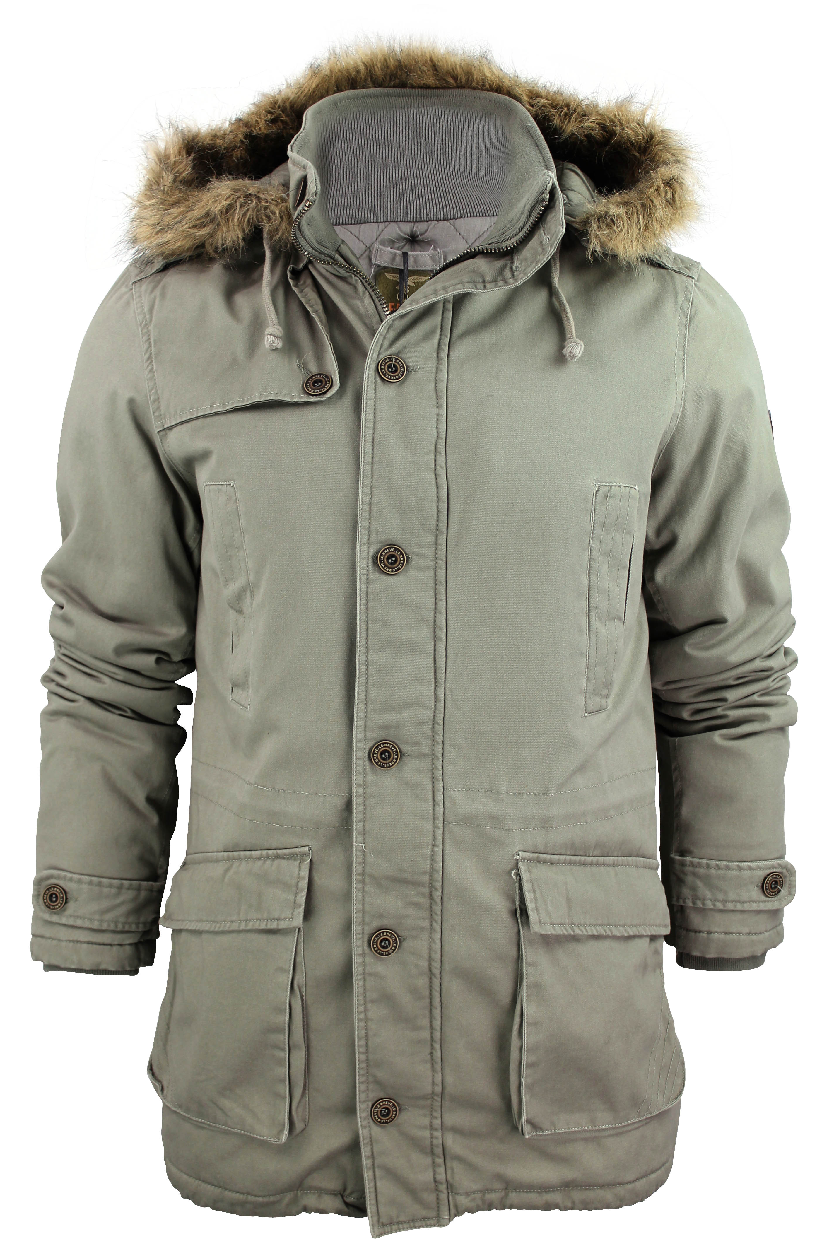 Parka Coat Mens Photo Album - Reikian