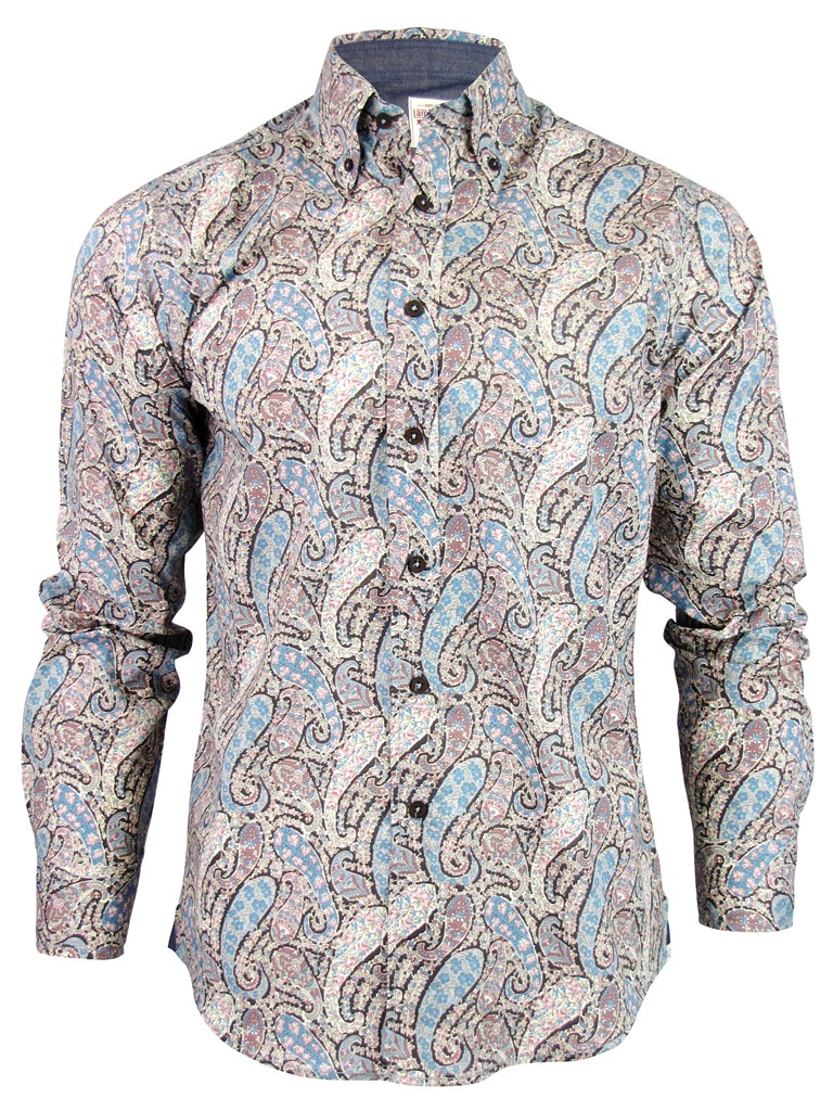 Find mens paisley shirts at ShopStyle. Shop the latest collection of mens paisley shirts from the most popular stores - all in one place.