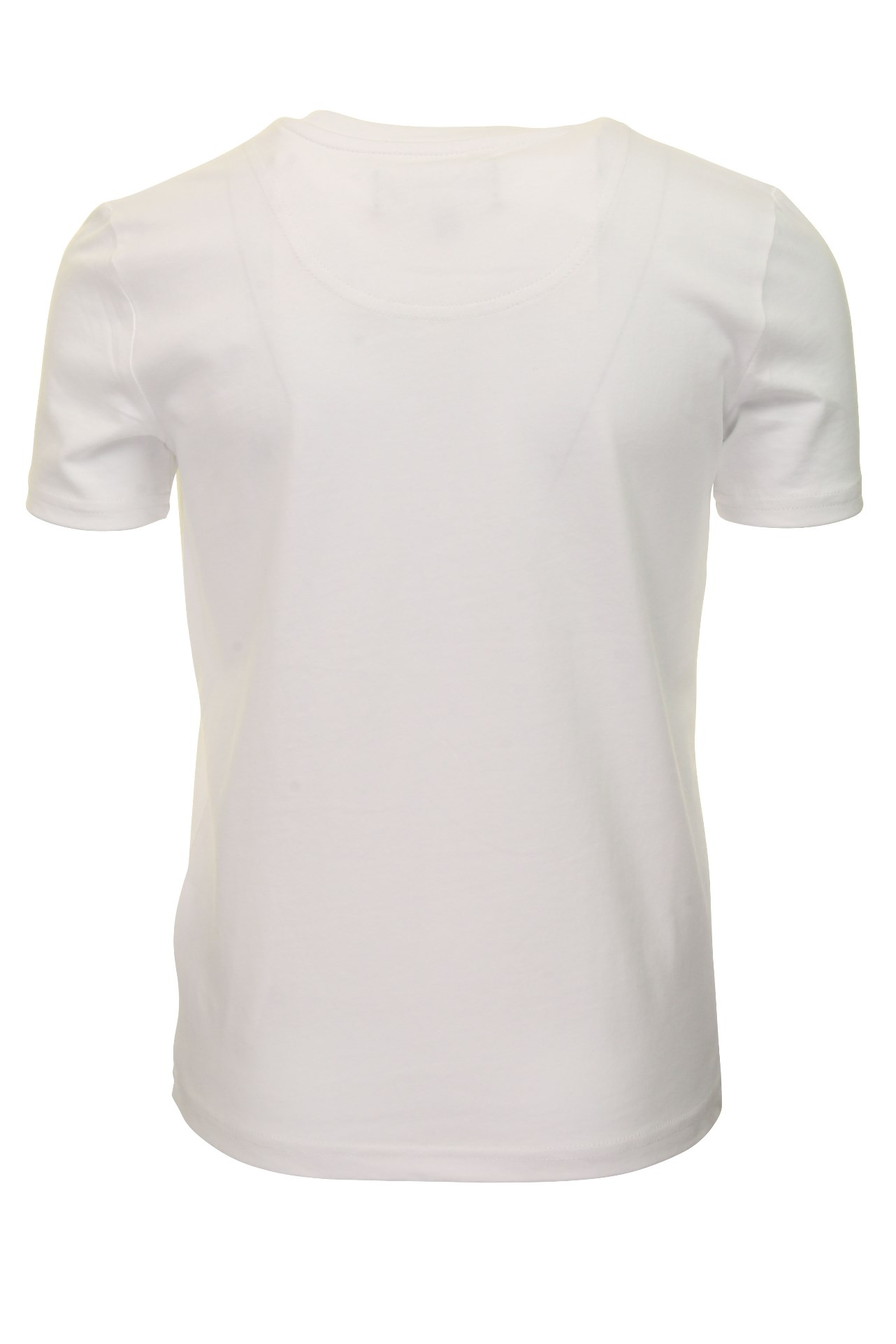 Lyle /& Scott Boys// Junior Classic Crew Neck T-Shirt