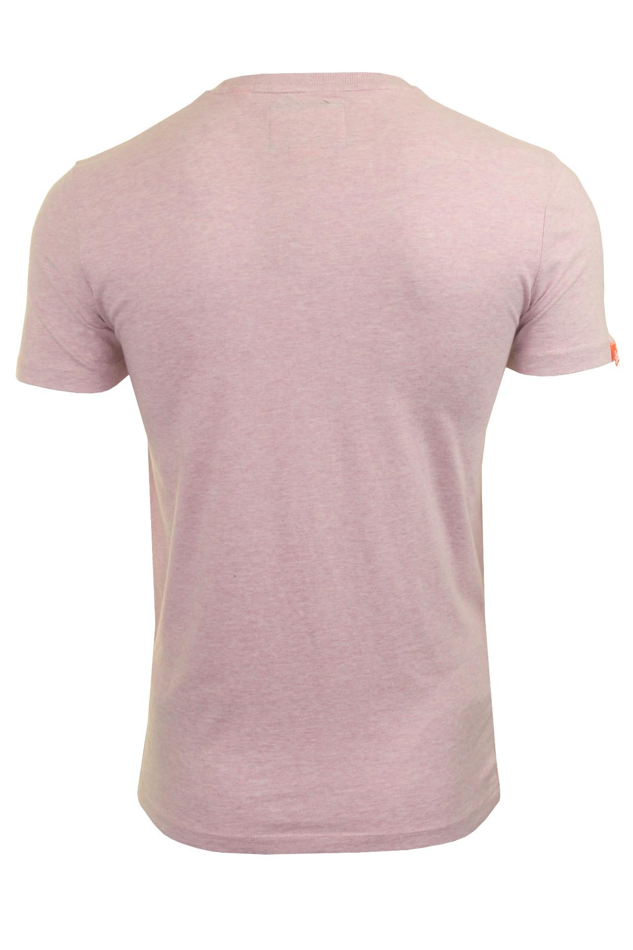 Superdry Mens /'Vintage Embroidery/' Short Sleeved T-Shirt