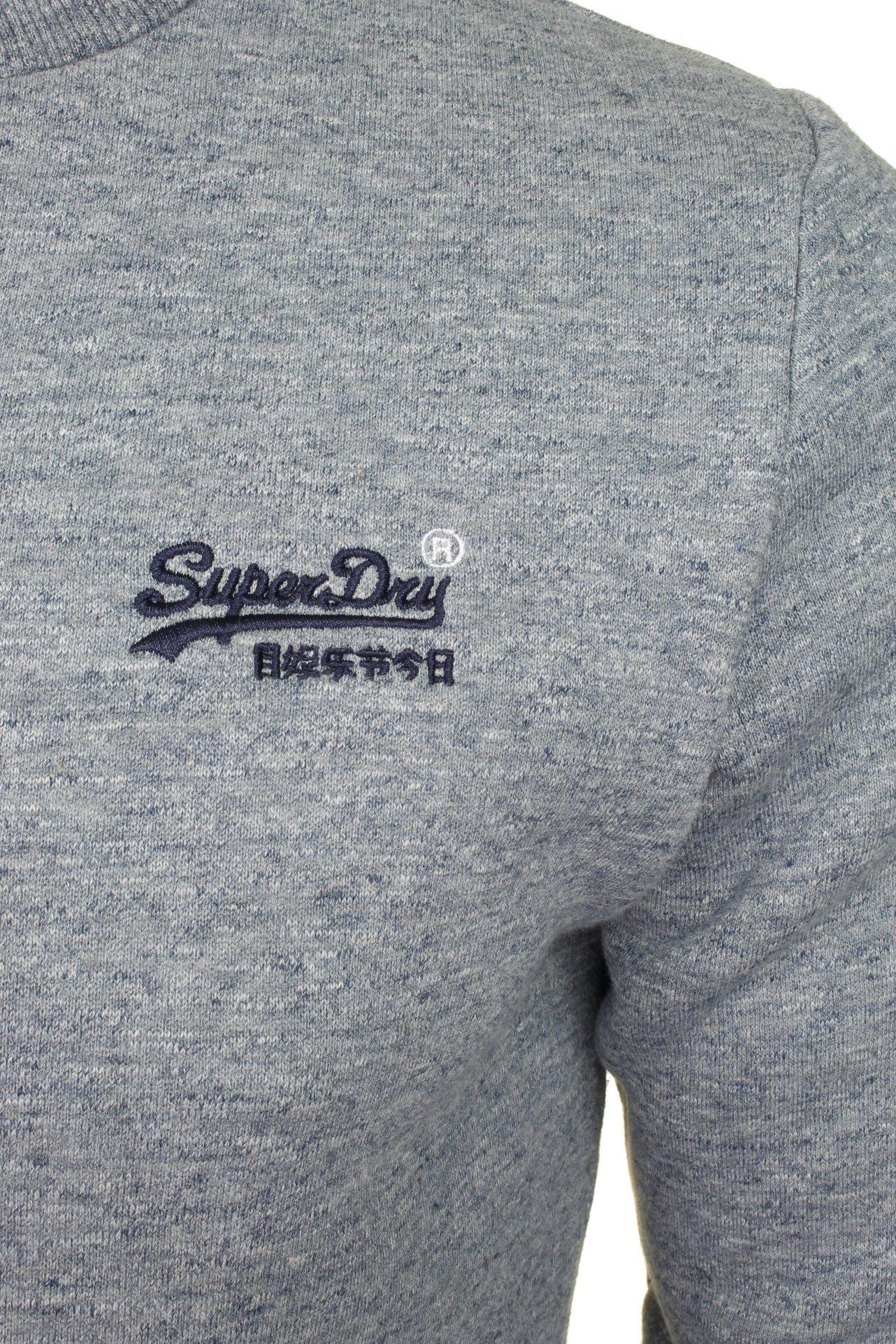 "Homme Superdry Orange Label /""Sweat//Pull"