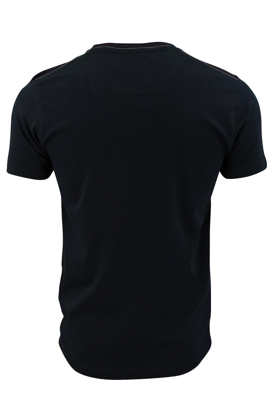 Mens T-Shirt by Santa Monica 'Salvador' Short Sleeved