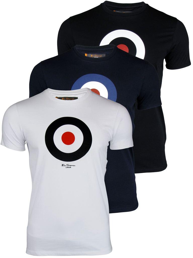 Mens leather gloves at target - Mens Ben Sherman T Shirt 039 Throne 039