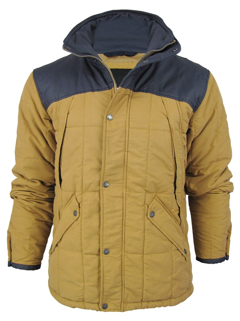 Bench Mens Winter Jacket Coat 39 Merci 39 Ebay