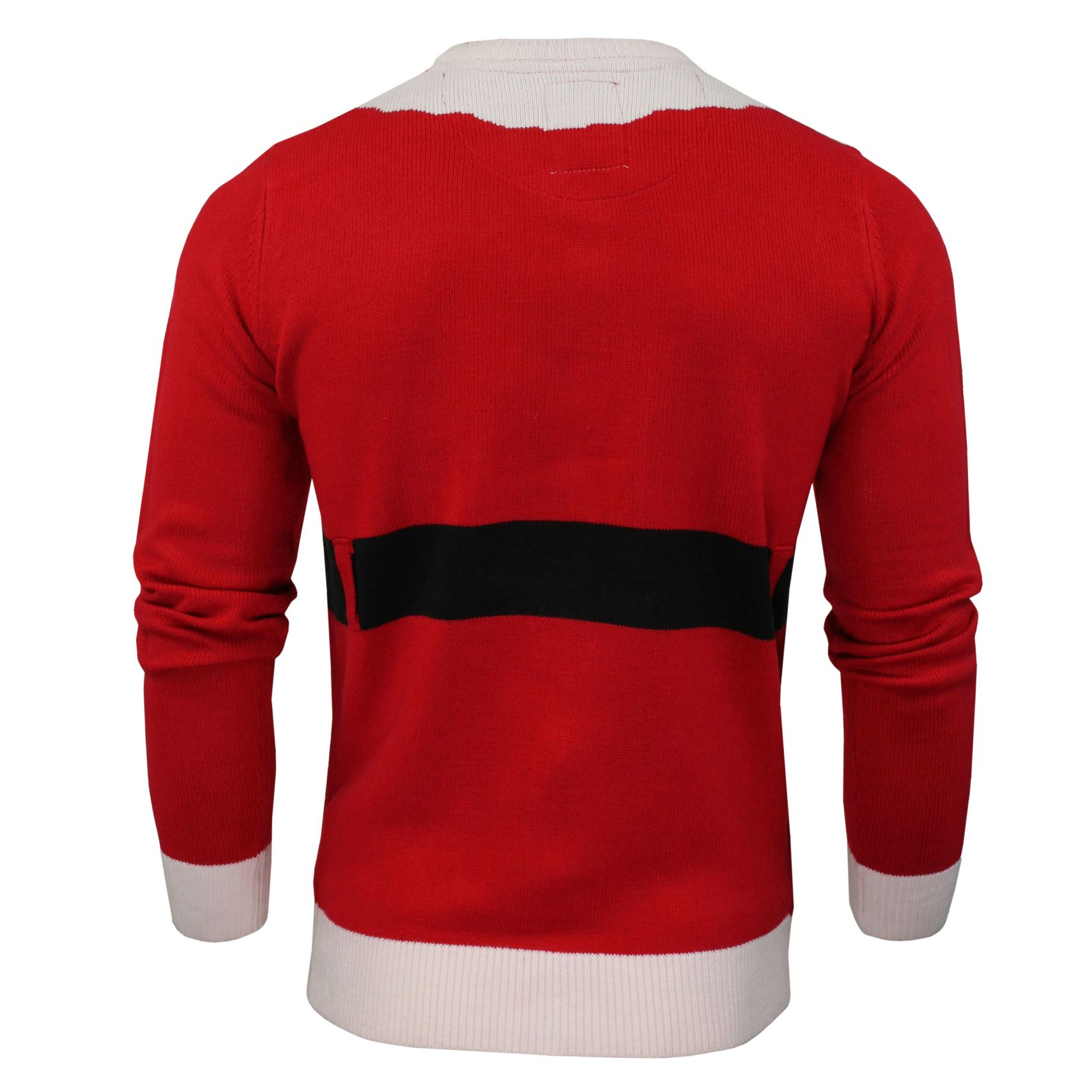 herren weihnachts xmas pullover von brave soul ebay. Black Bedroom Furniture Sets. Home Design Ideas
