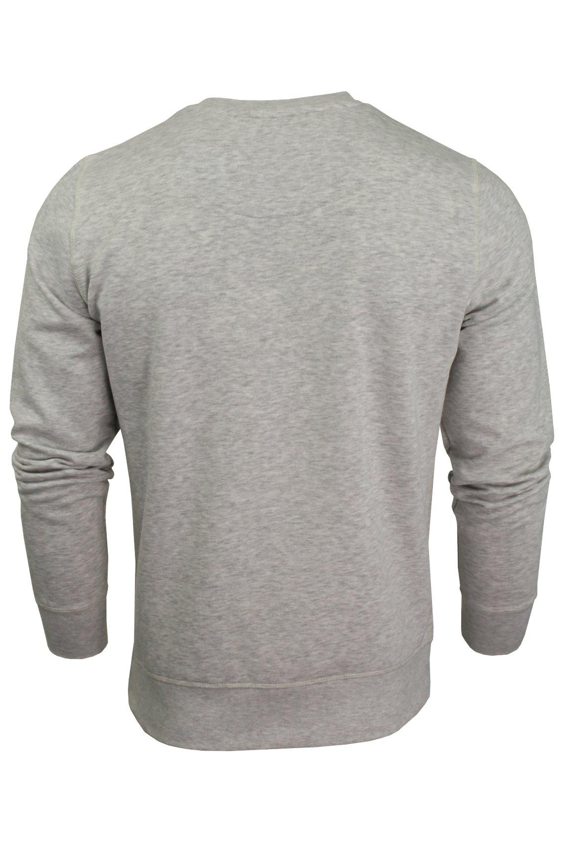 Mens Sweater Jumper Brave Soul /'Jones/' Crew Neck