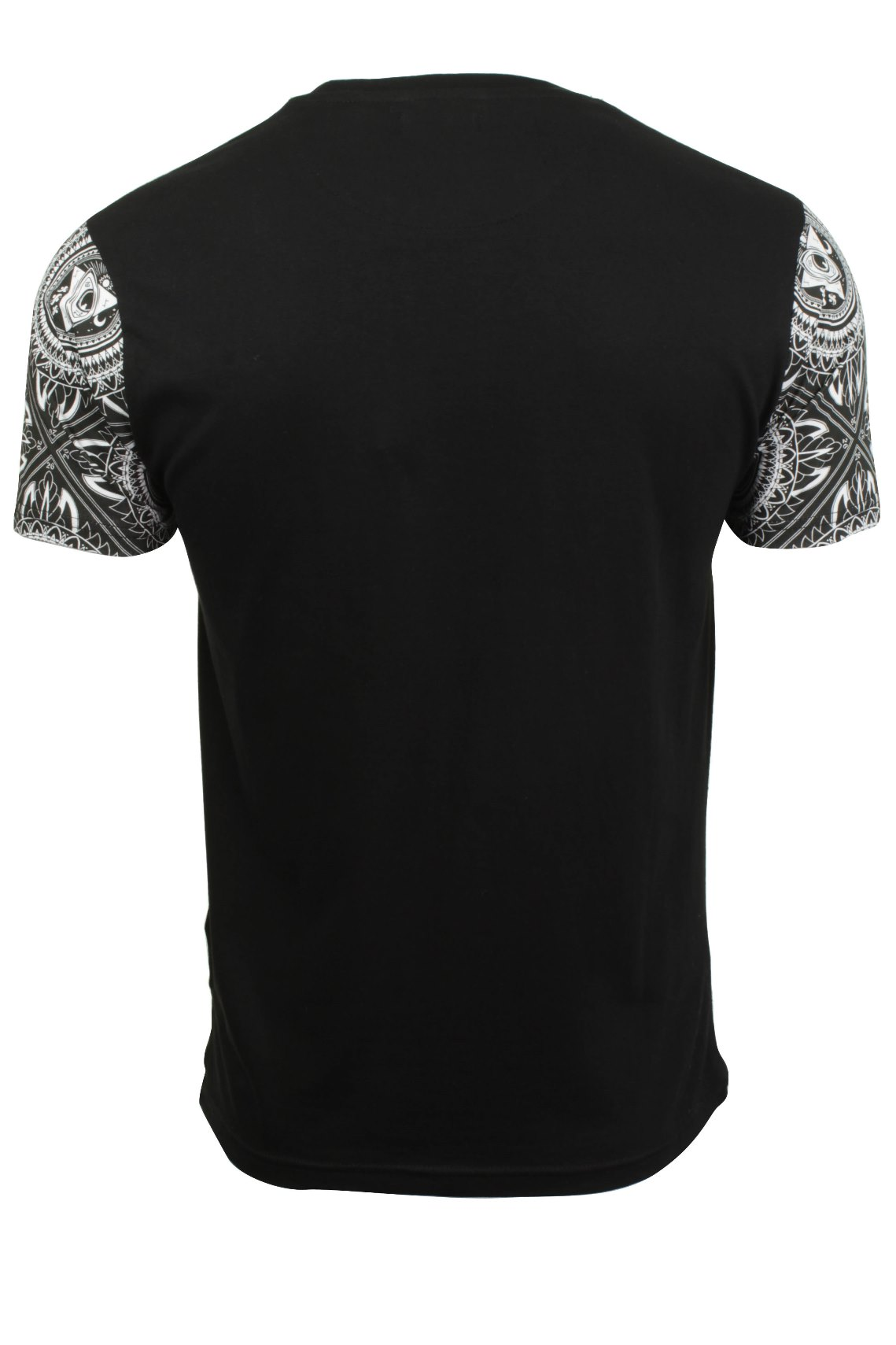 Mens-T-Shirt-by-Brave-Soul-039-Limonov-039-Short-Sleeved