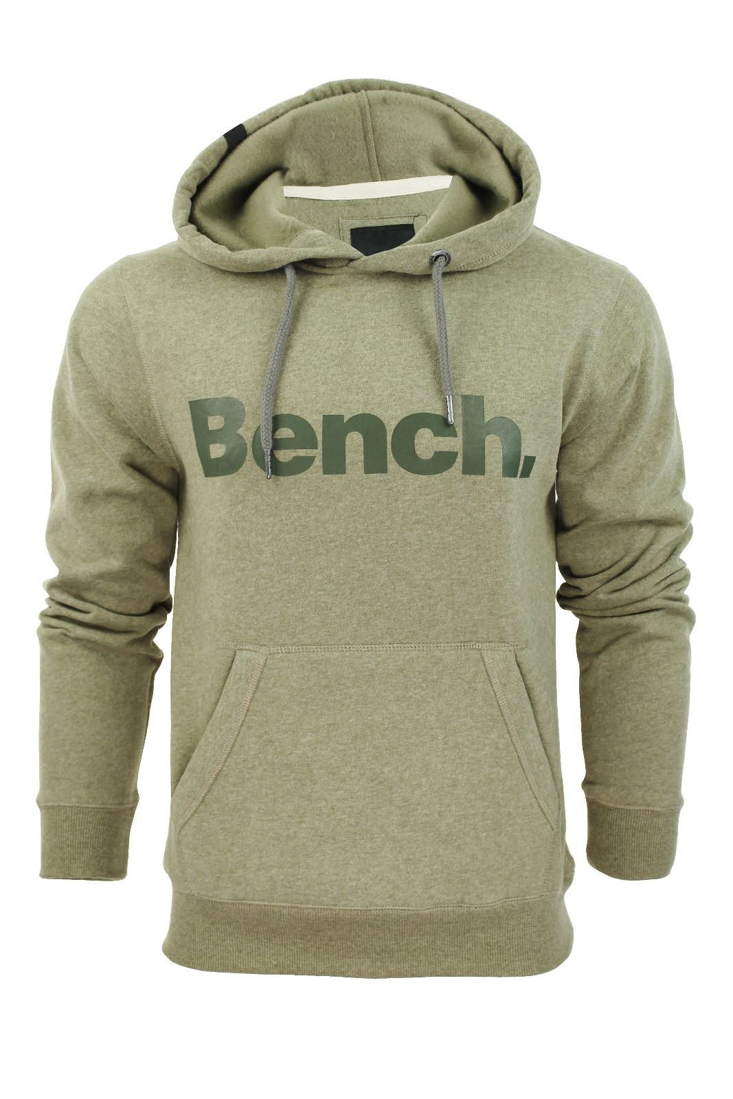 Bench Mens Over The Head Hoodie Jumper 39 Patterson 39 Long Sleeved Ebay