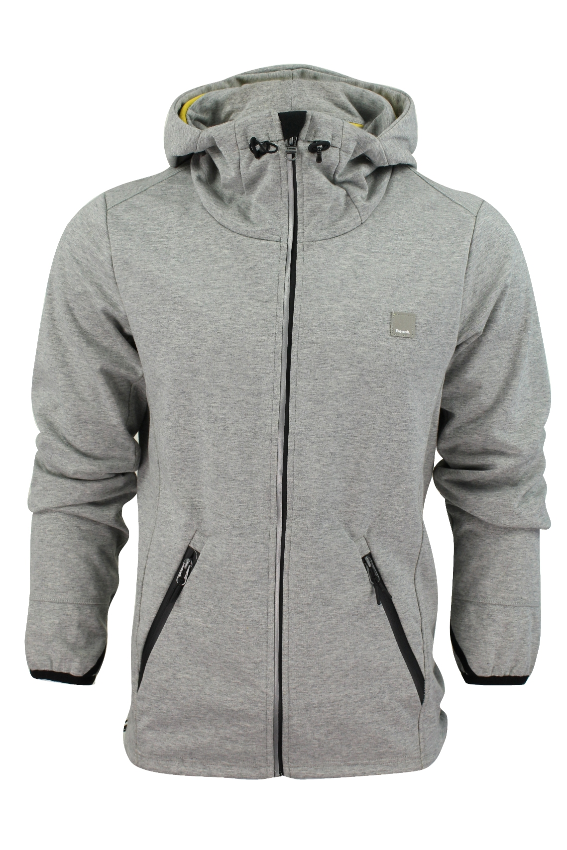 Mens Hoodie Jumper By Bench 39 Resilient 39 Ebay
