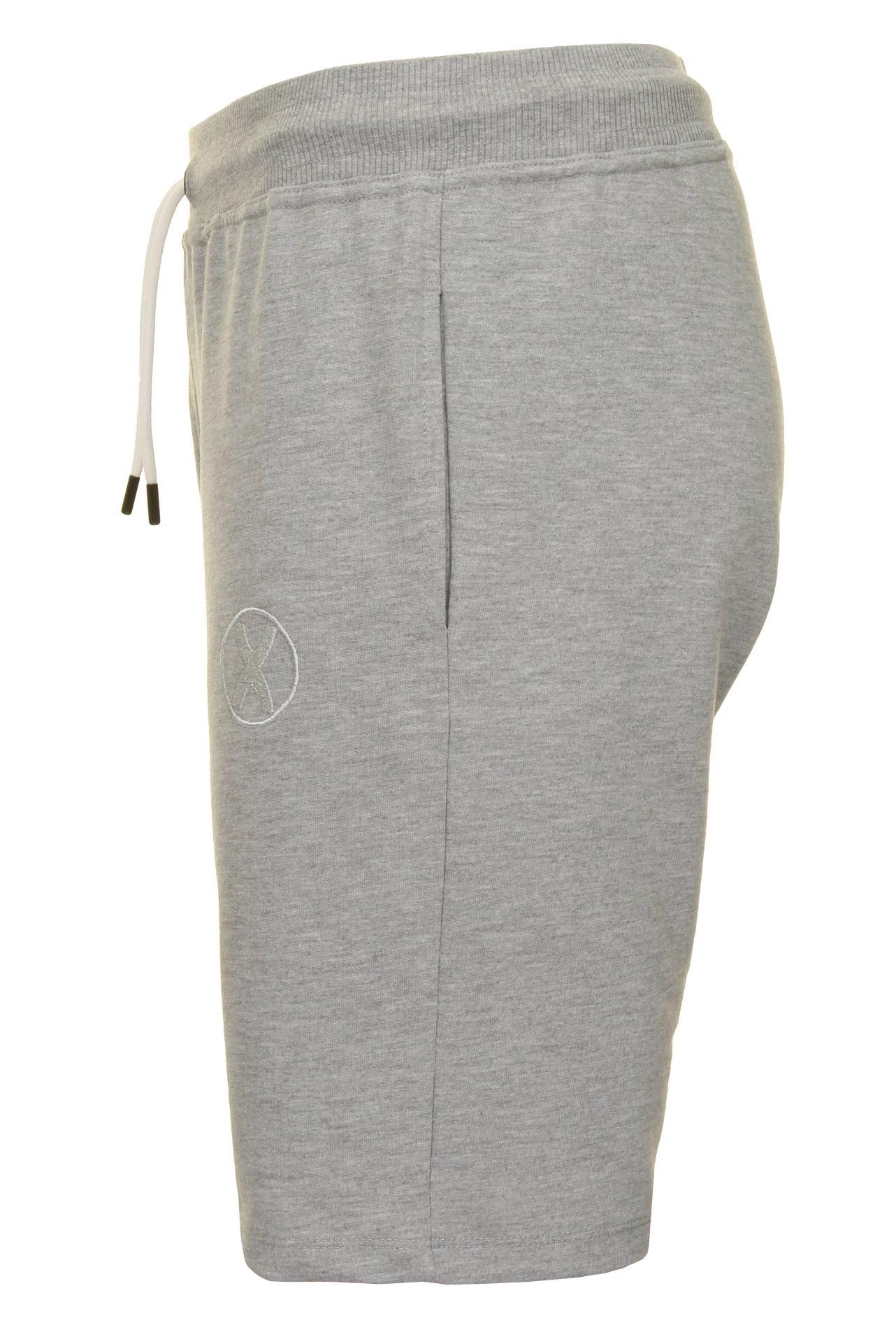 Xact Men/'s Cotton Gym// Sweat Jogger Shorts