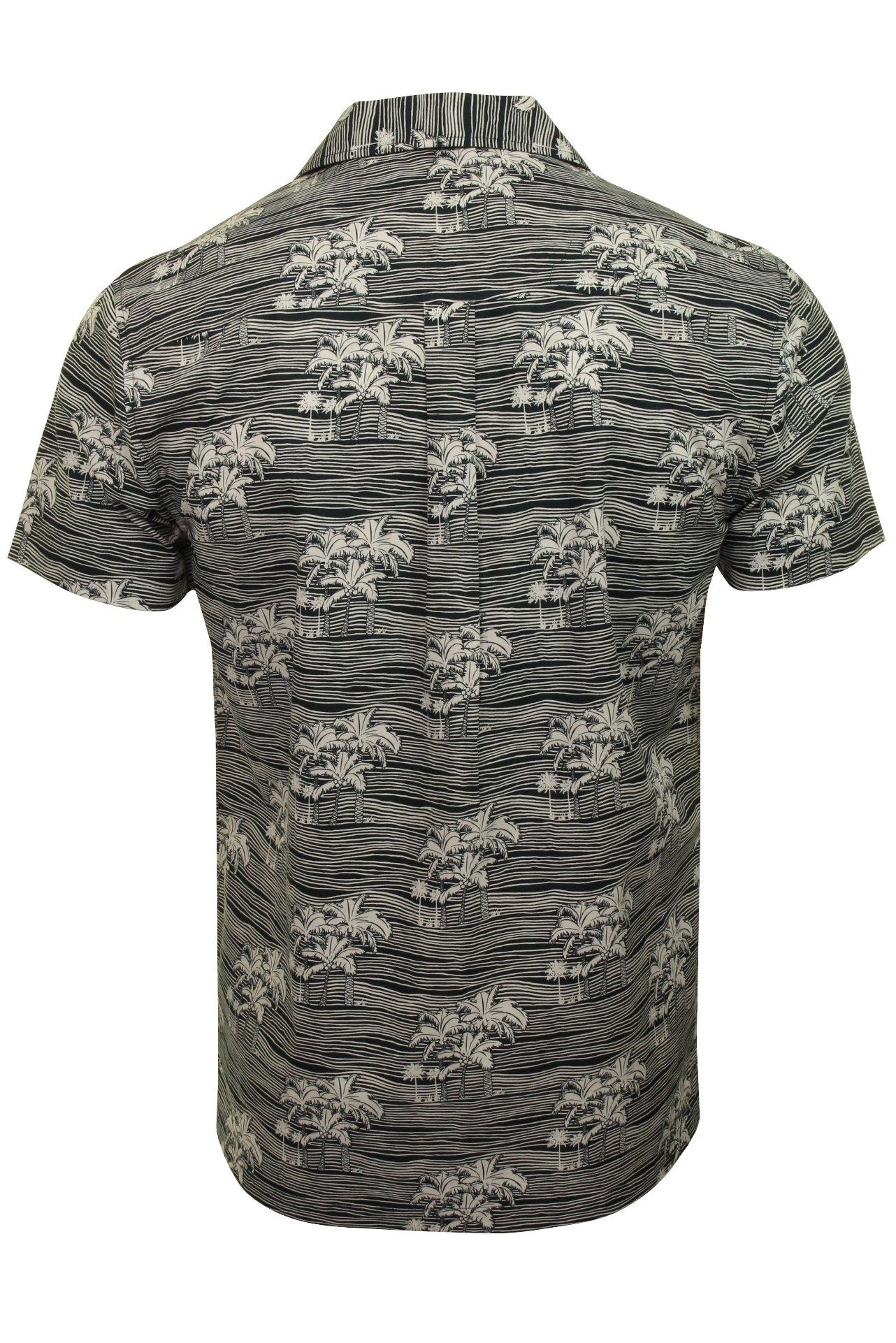 Xact Camicie Uomo Hawaiian Holiday a maniche corte