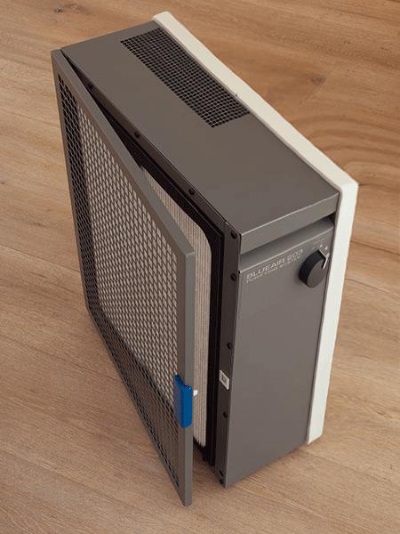 blueair genuine hepa smokestop air filter for 201 203 215b 250e 270e 303 ebay. Black Bedroom Furniture Sets. Home Design Ideas