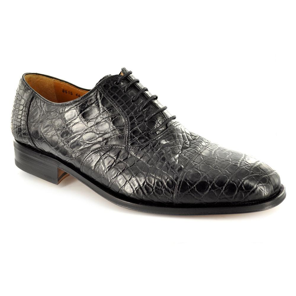 magnanni s shoes genuine crocodile lorenzo cap toe