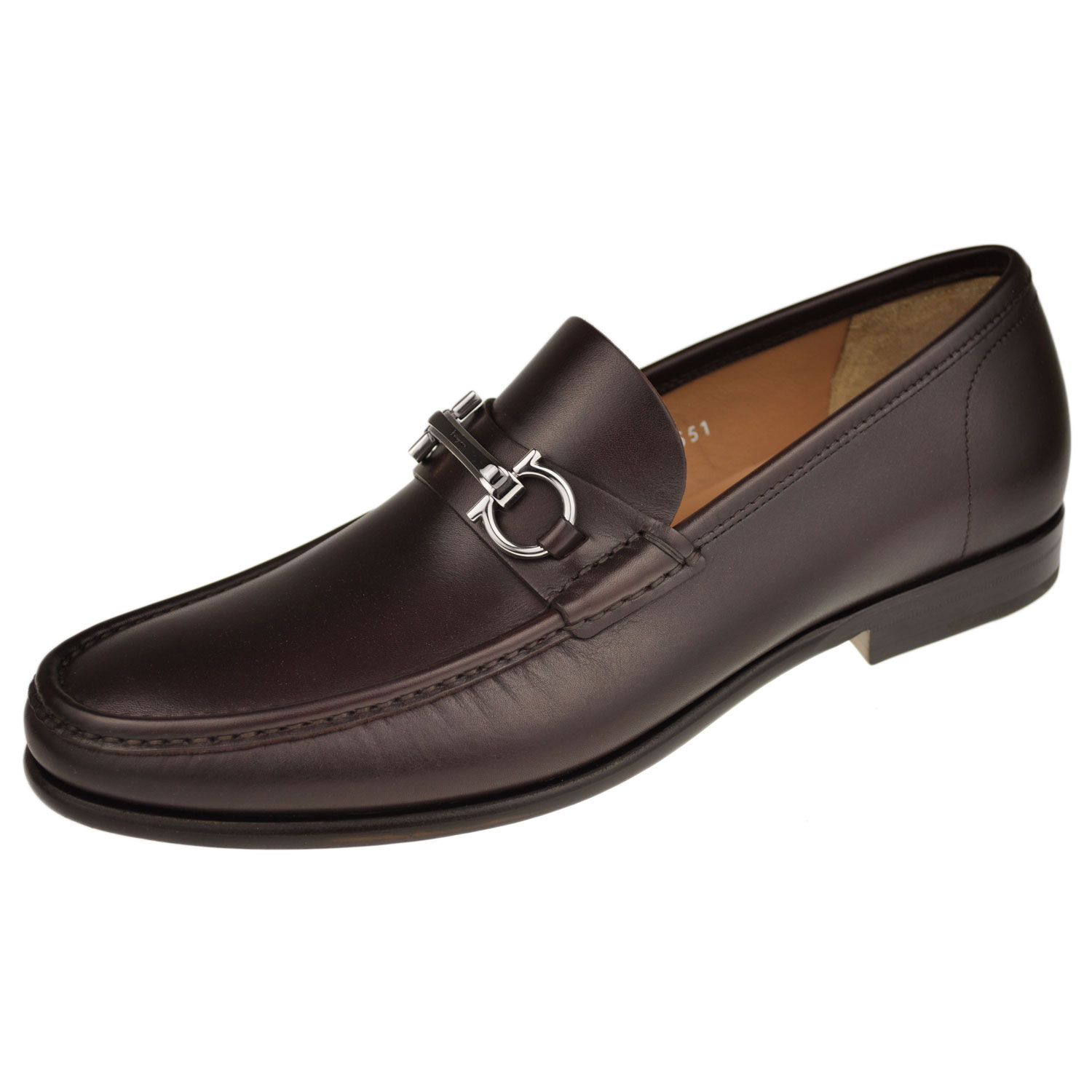 Salvatore Ferragamo Men's Shoes Raffaele Gancini Bit ...