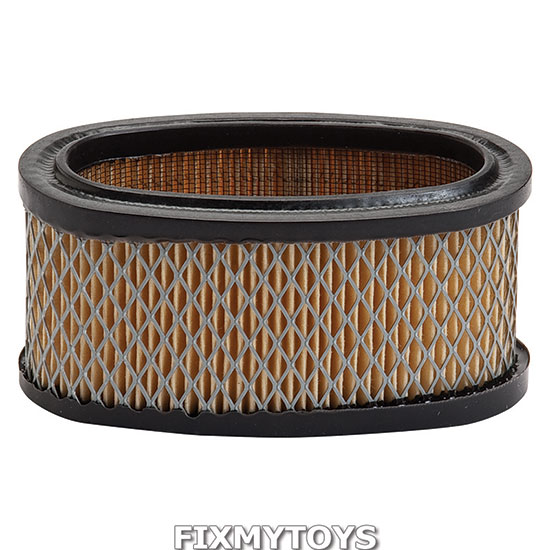 Lawn Tractor Air Filters : Air filter for john deere r s h quot walk behind