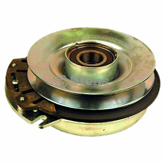 Lawn Mower Electric Clutch Adjustment : Electric pto clutch for warner and hustler mini super z