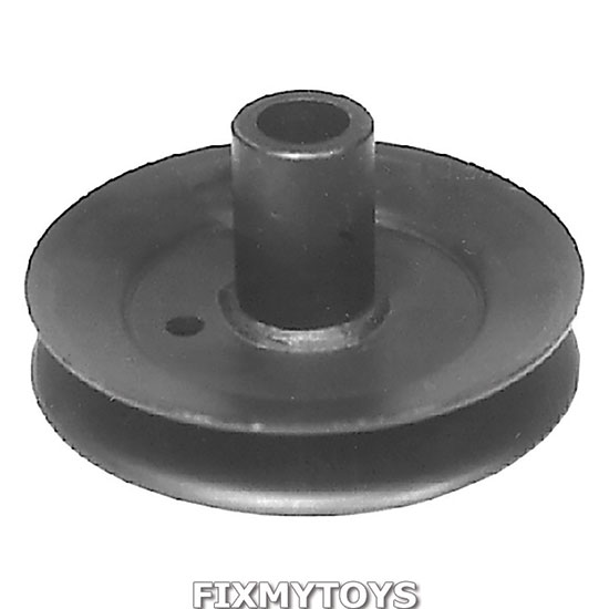 Spindle Pulley For Riding Mowers : Spindle pulley mtd quot deep cut decks lawn mower