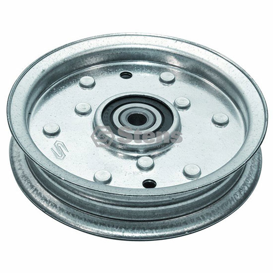 Lawn Mower Deck Pulleys : Oem replacement idler pulley mtd cub cadet quot