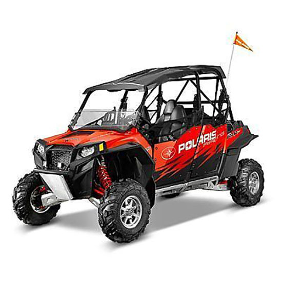 2008 2009 2010 2011 polaris rzr 570 800 900 s 4 lock ride half windshield ebay
