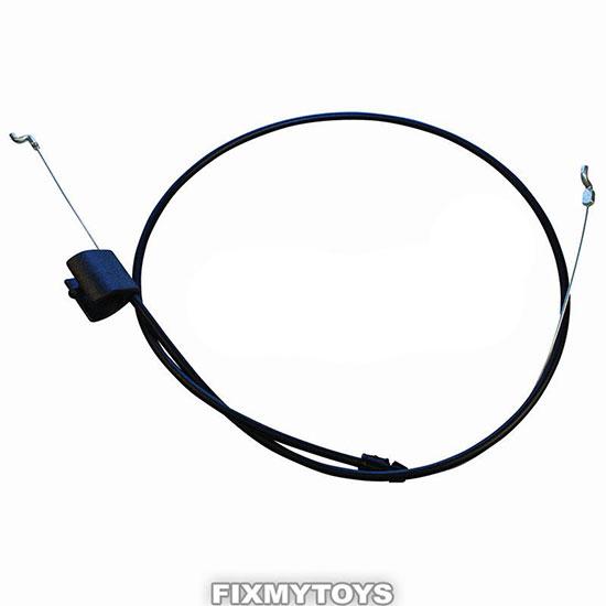 Push Mower Cables : Control cable mtd cub cadet troy bilt fits most push