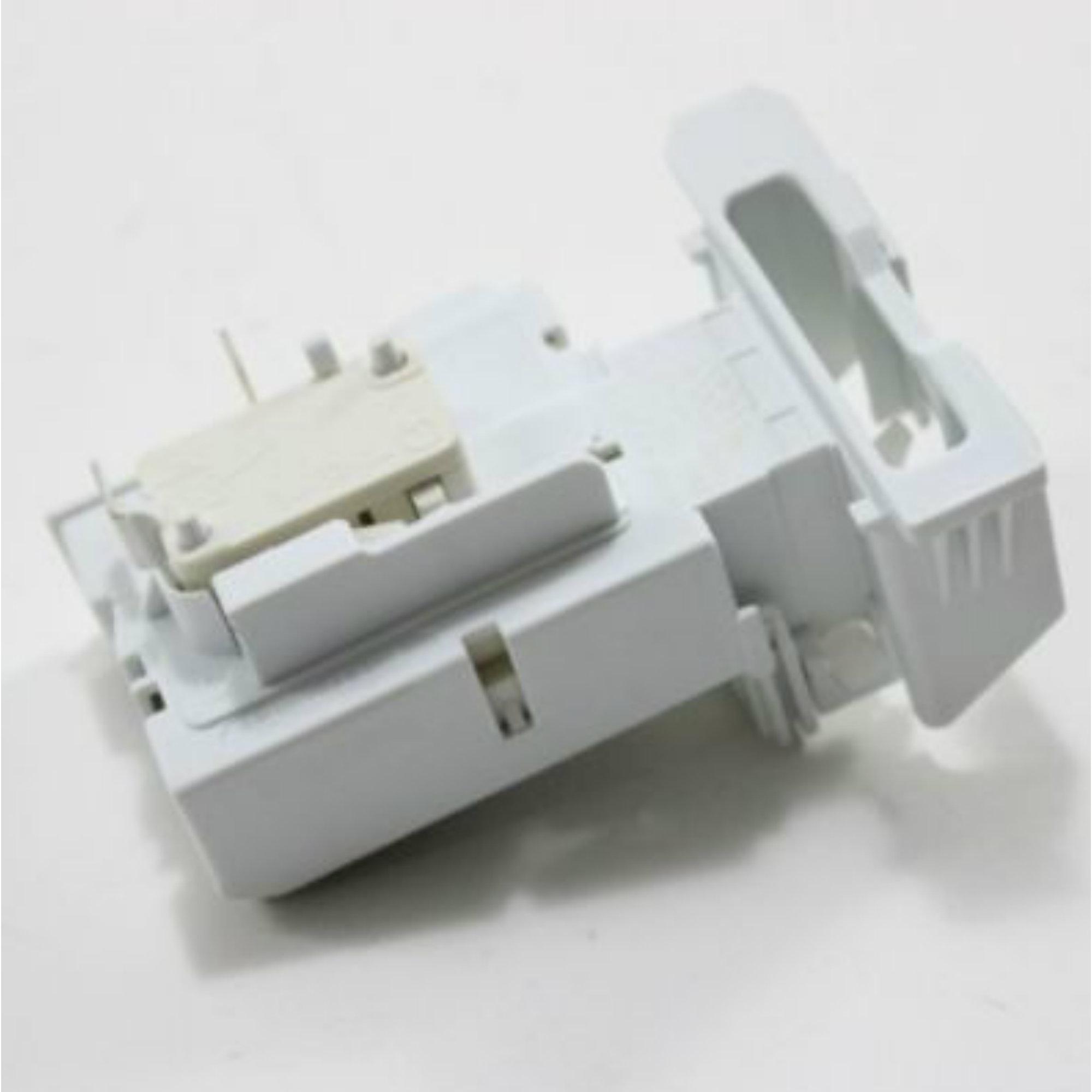 lid lock washing machine