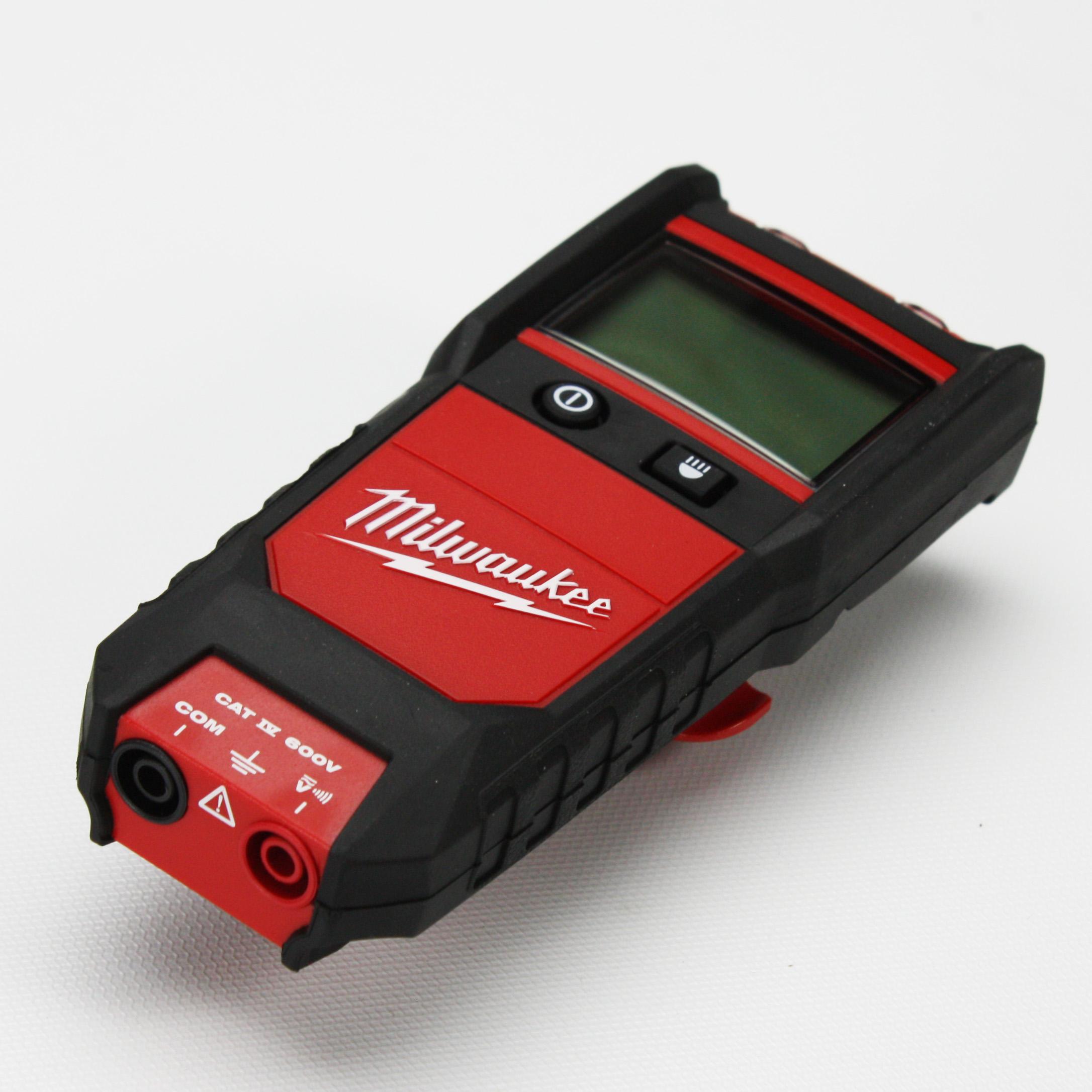 Milwaukee Voltage Tester : Milwaukee auto voltage continuity tester ebay
