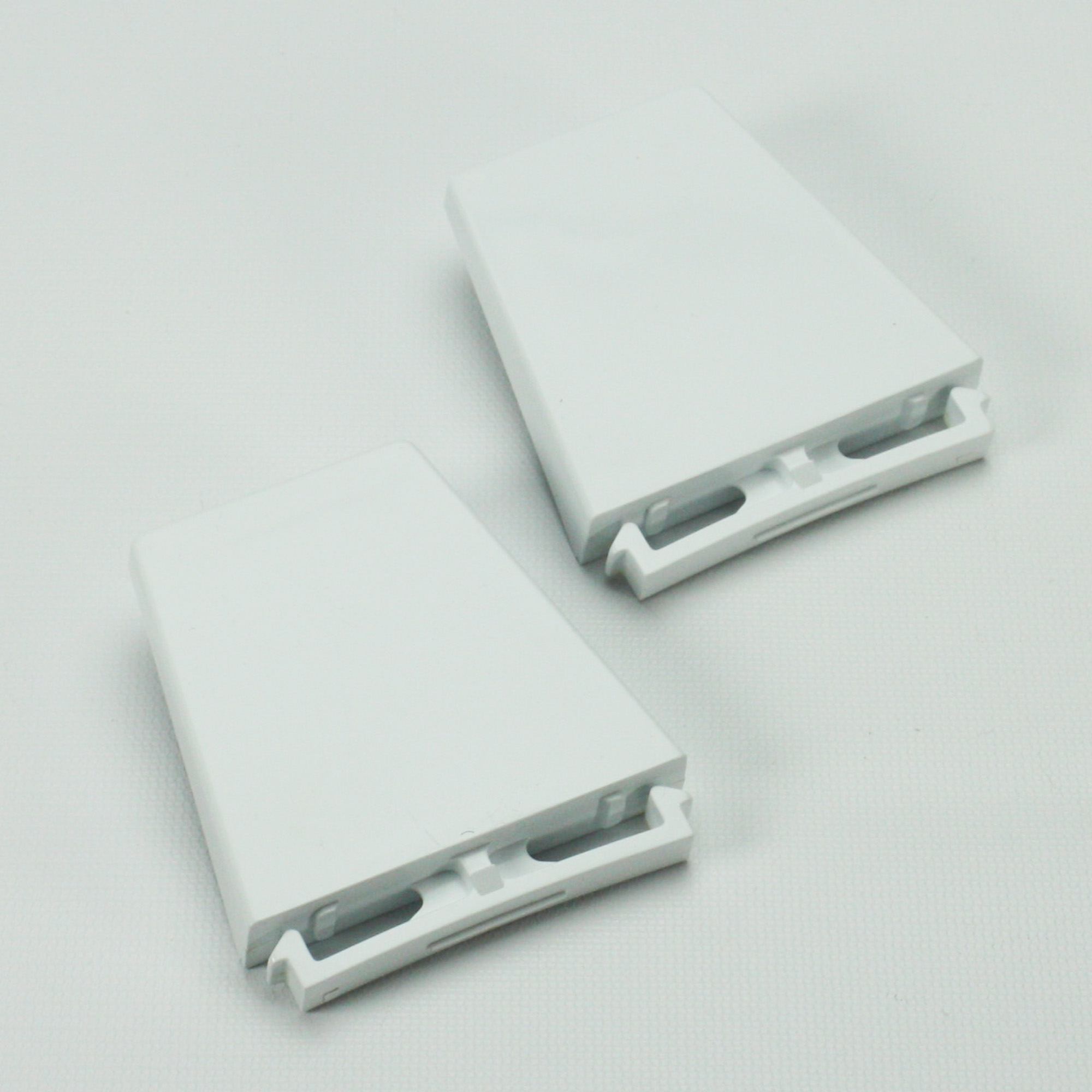 4318297 whirlpool refrigerator door shelf end caps ebay. Black Bedroom Furniture Sets. Home Design Ideas