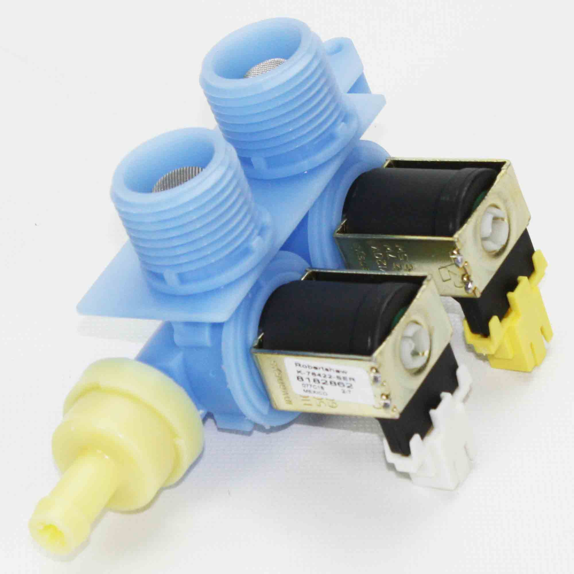 water inlet valve whirlpool washing machine