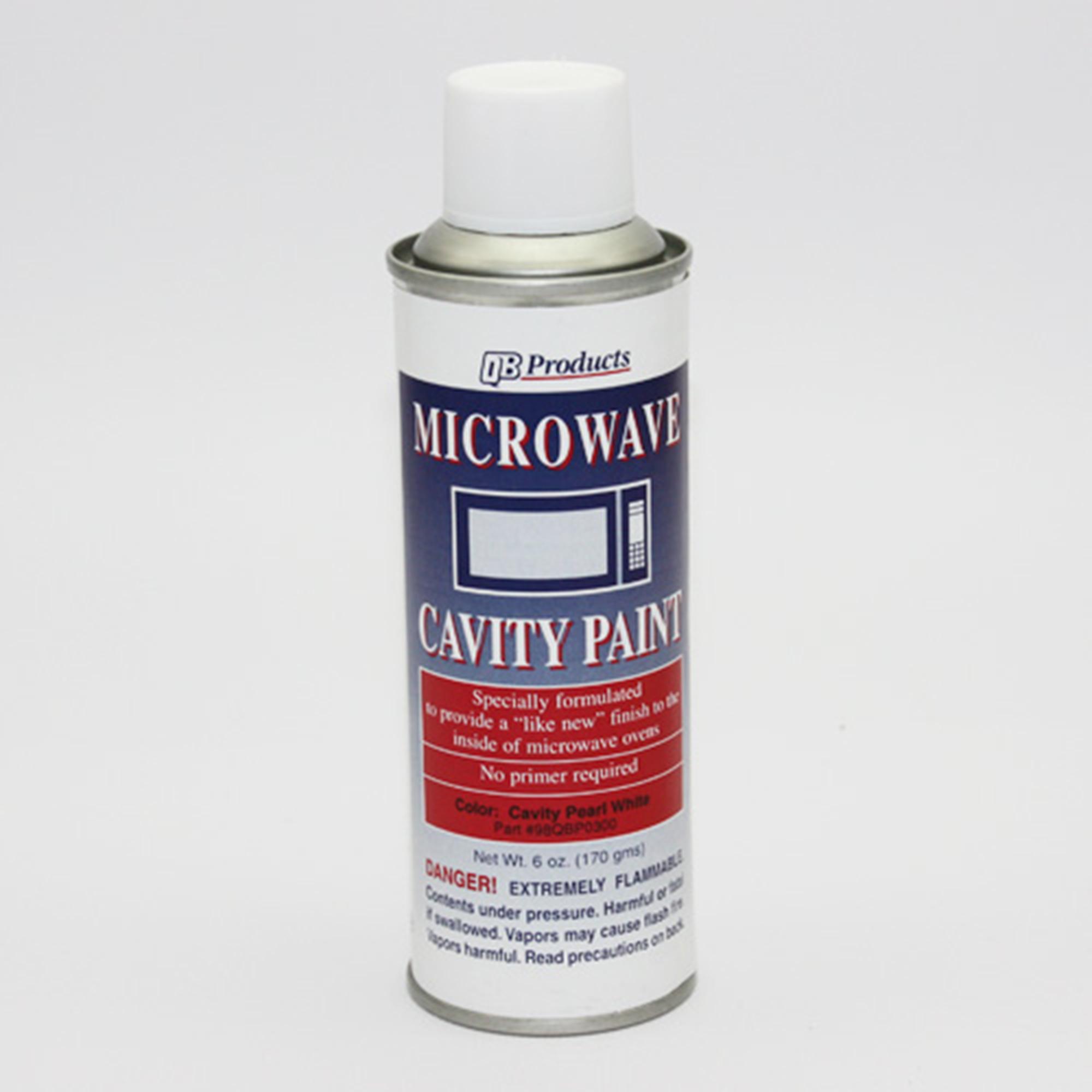 Pearl White Microwave Cavity Paint 98qbp0300 Universal New Ebay