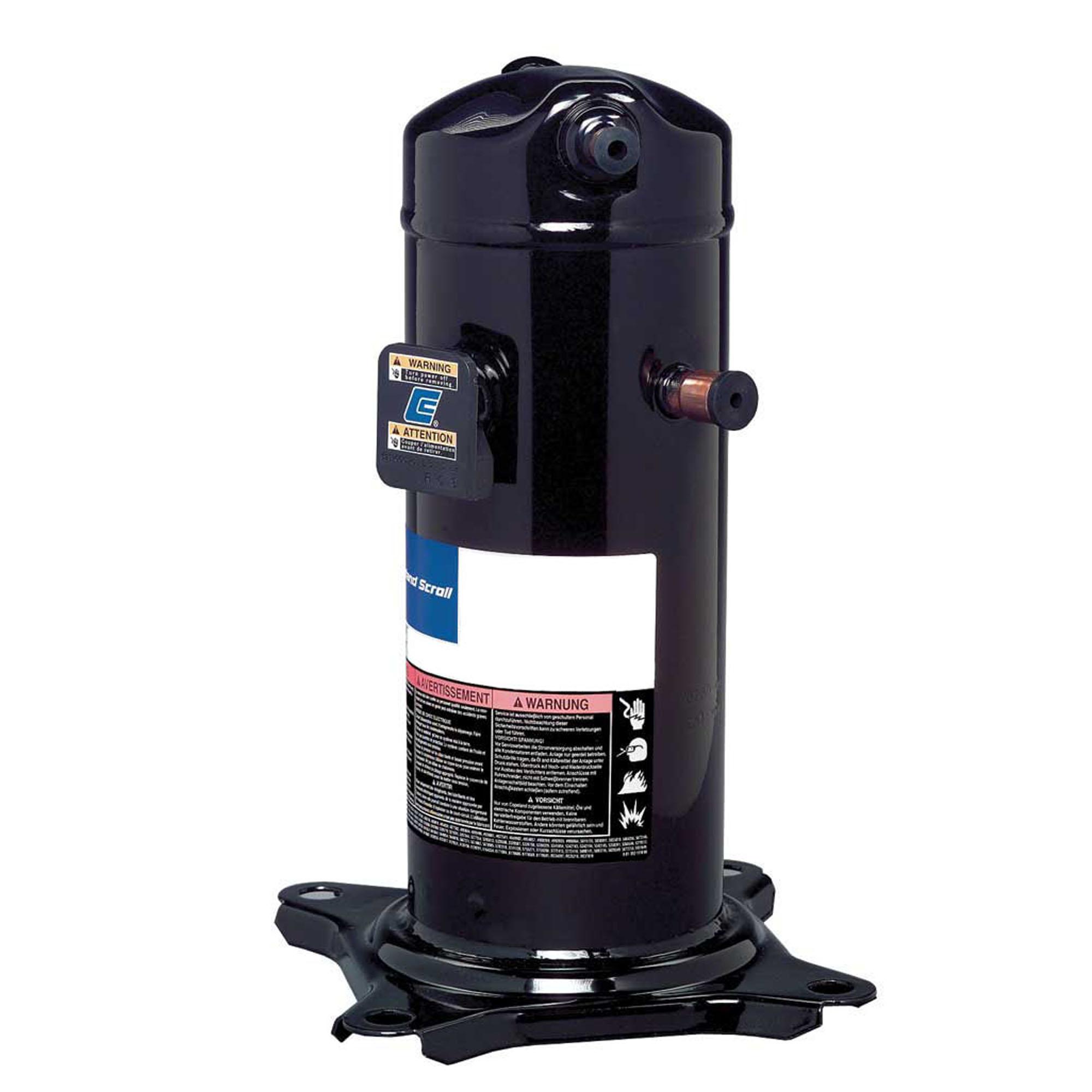 Zp61kce Tfe Copeland 3 Phase Scroll R 410a Compressor Ebay