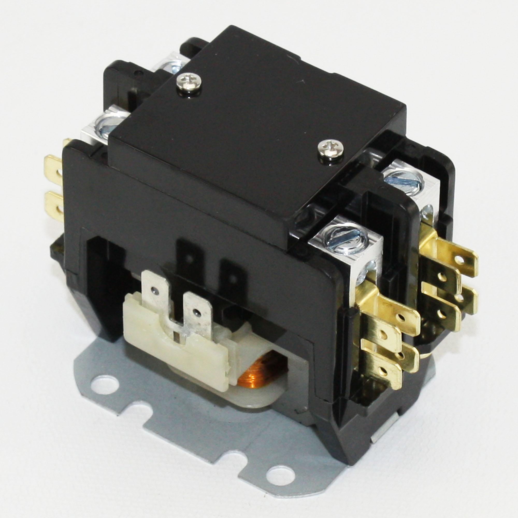 Ac Air Conditioner 2 Pole Definite Purpose Contactor 30