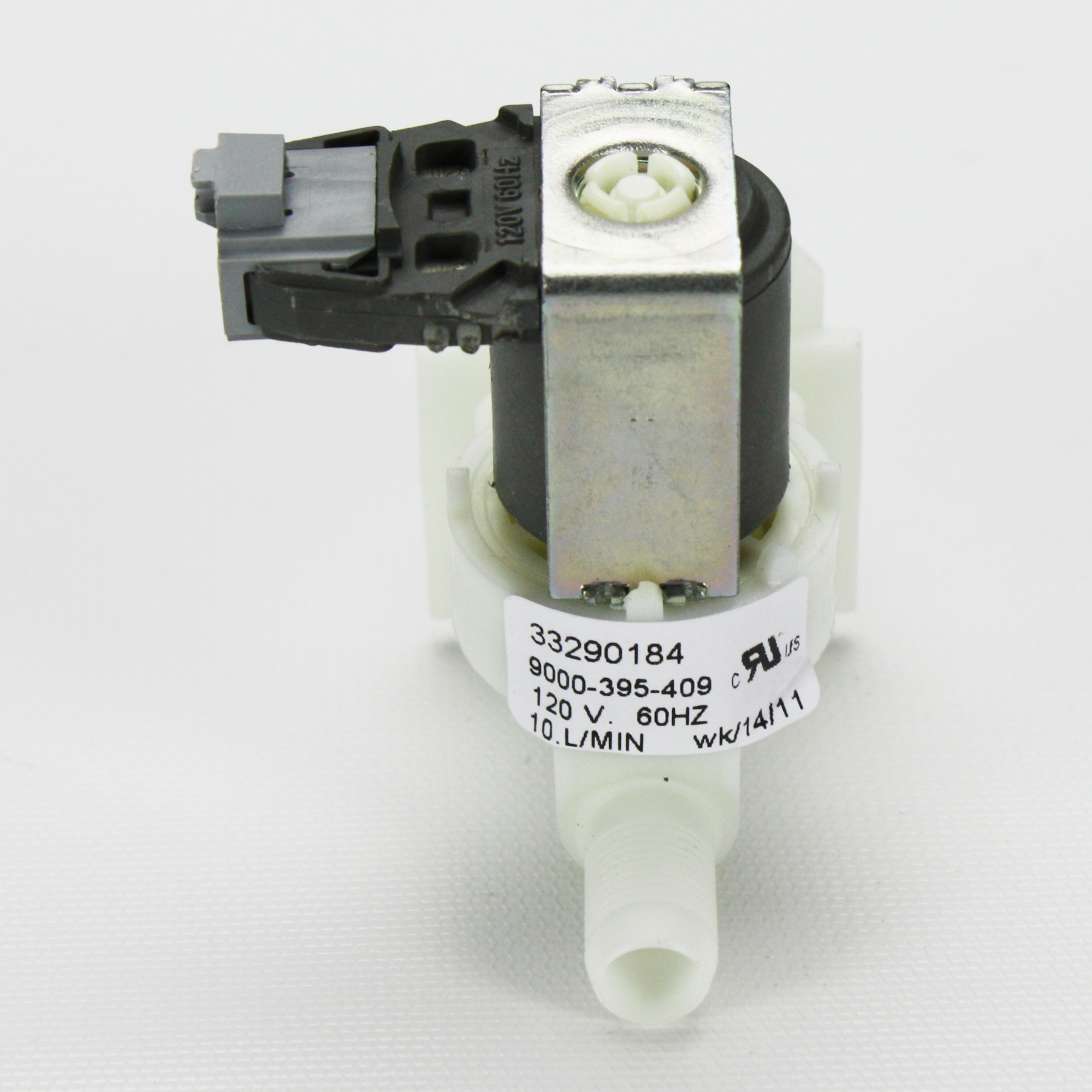 washing machine inlet valves