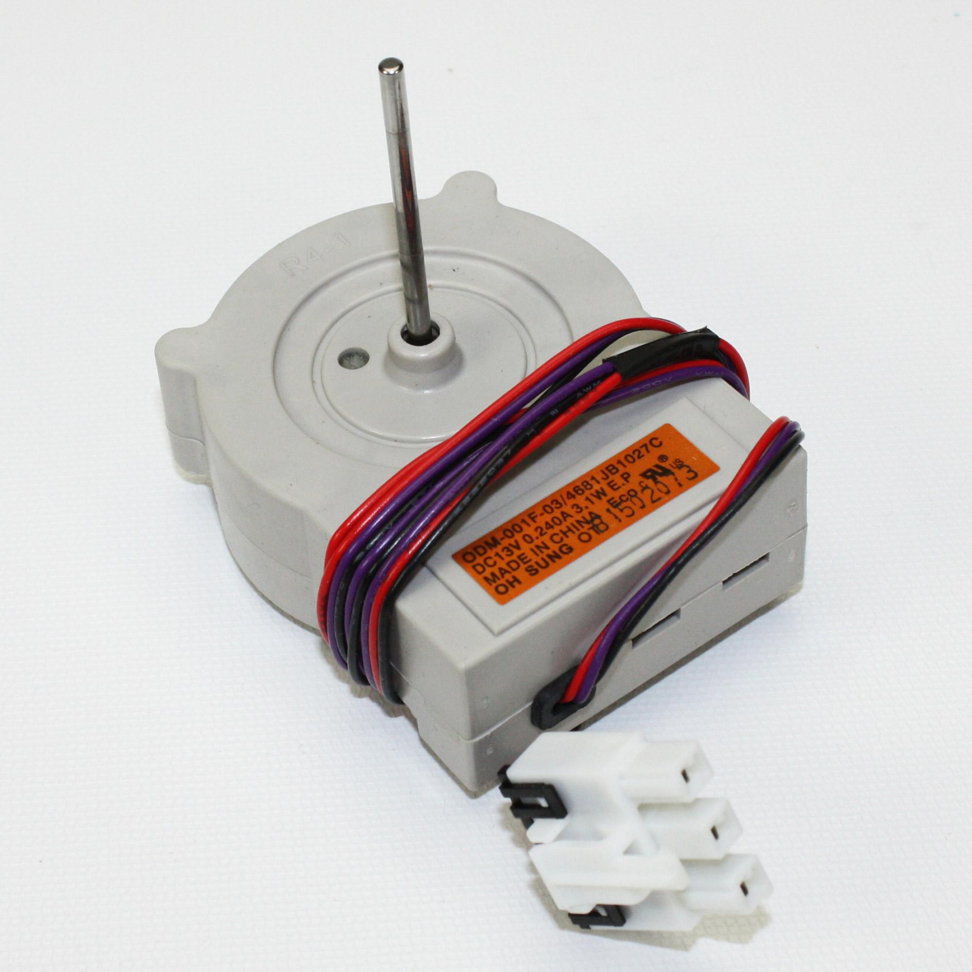 er4681jb1027c for 4681jb1027c lg refrigerator fan motor ebay