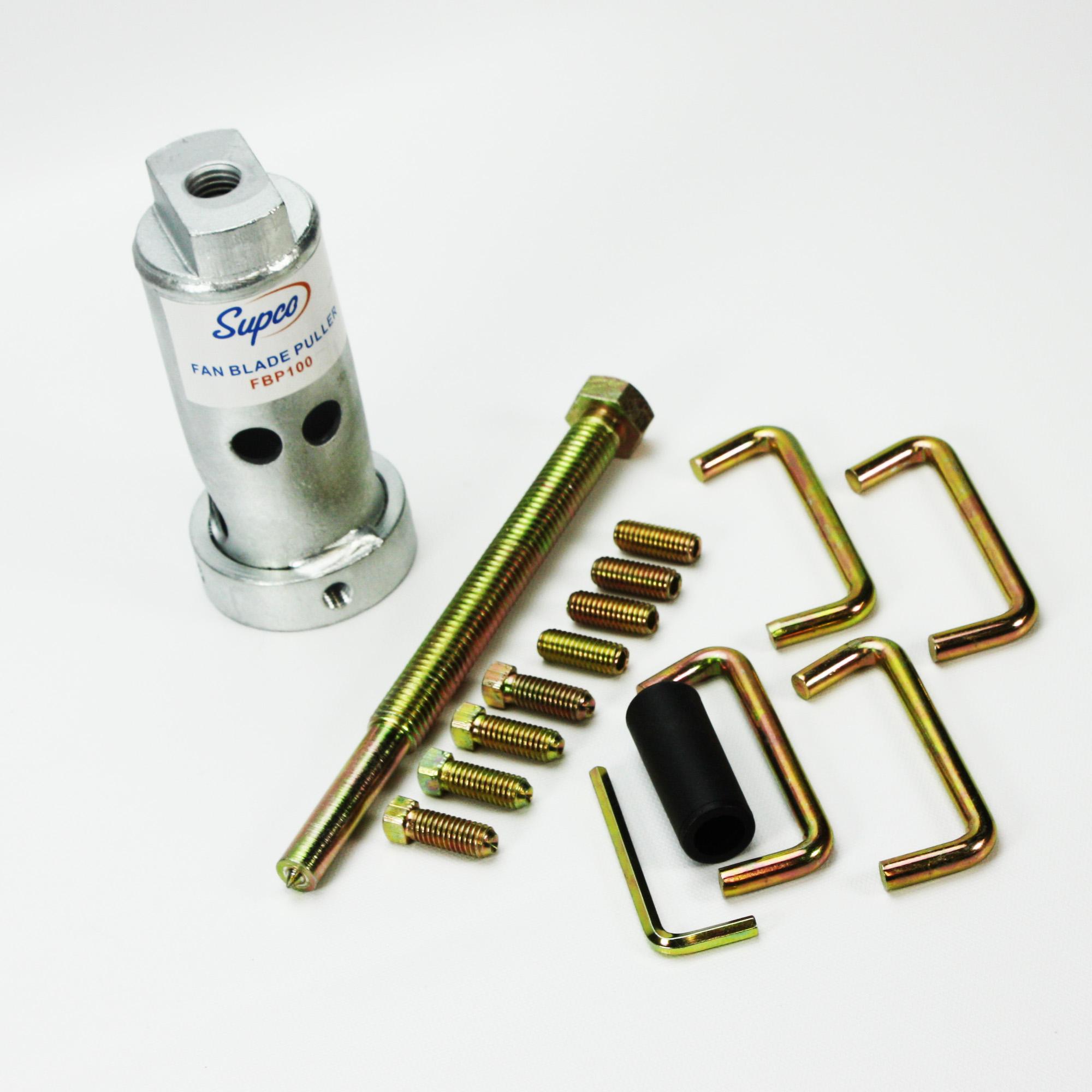 Hvac Fan Blade : Fbp hvac condenser blower fan blade puller tool kit