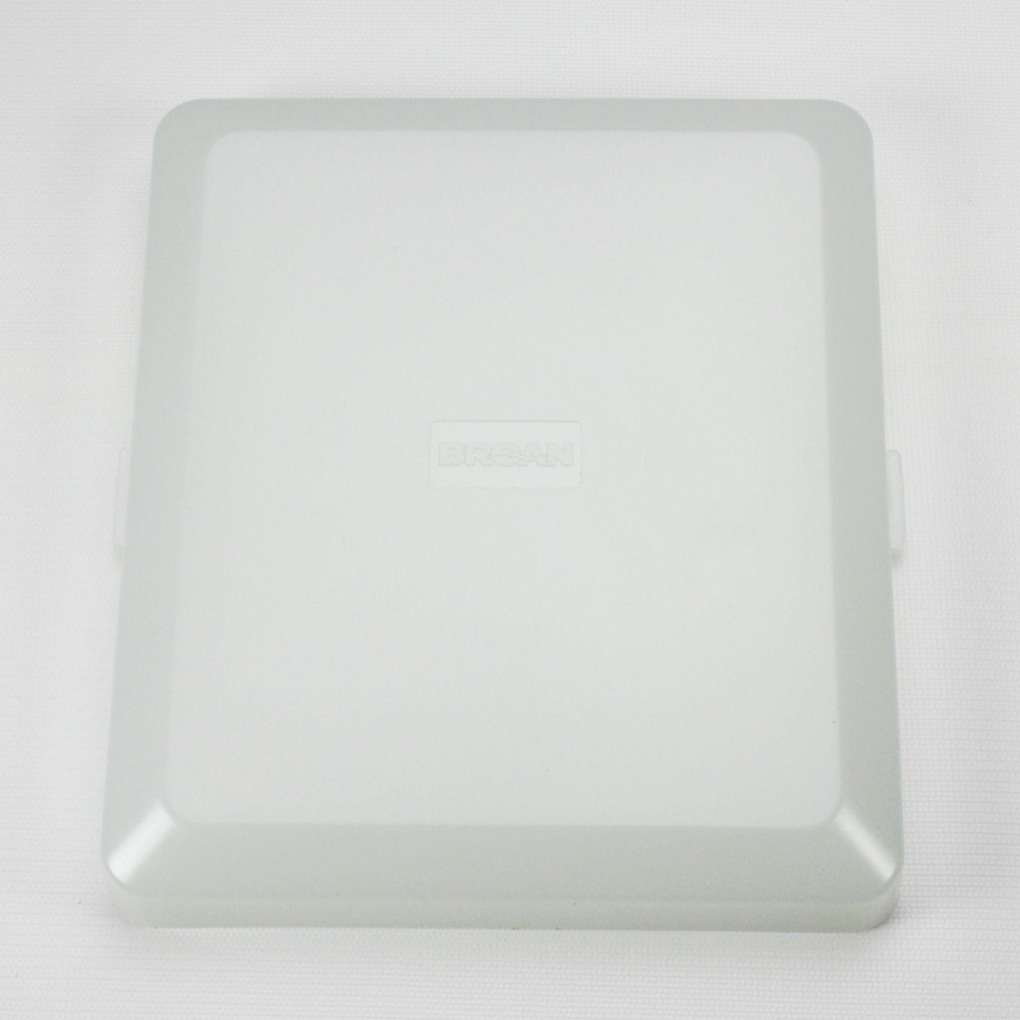 Bathroom Ceiling Fan Light Covers: S97013578 For Broan Bath Fan Light Bulb Cover