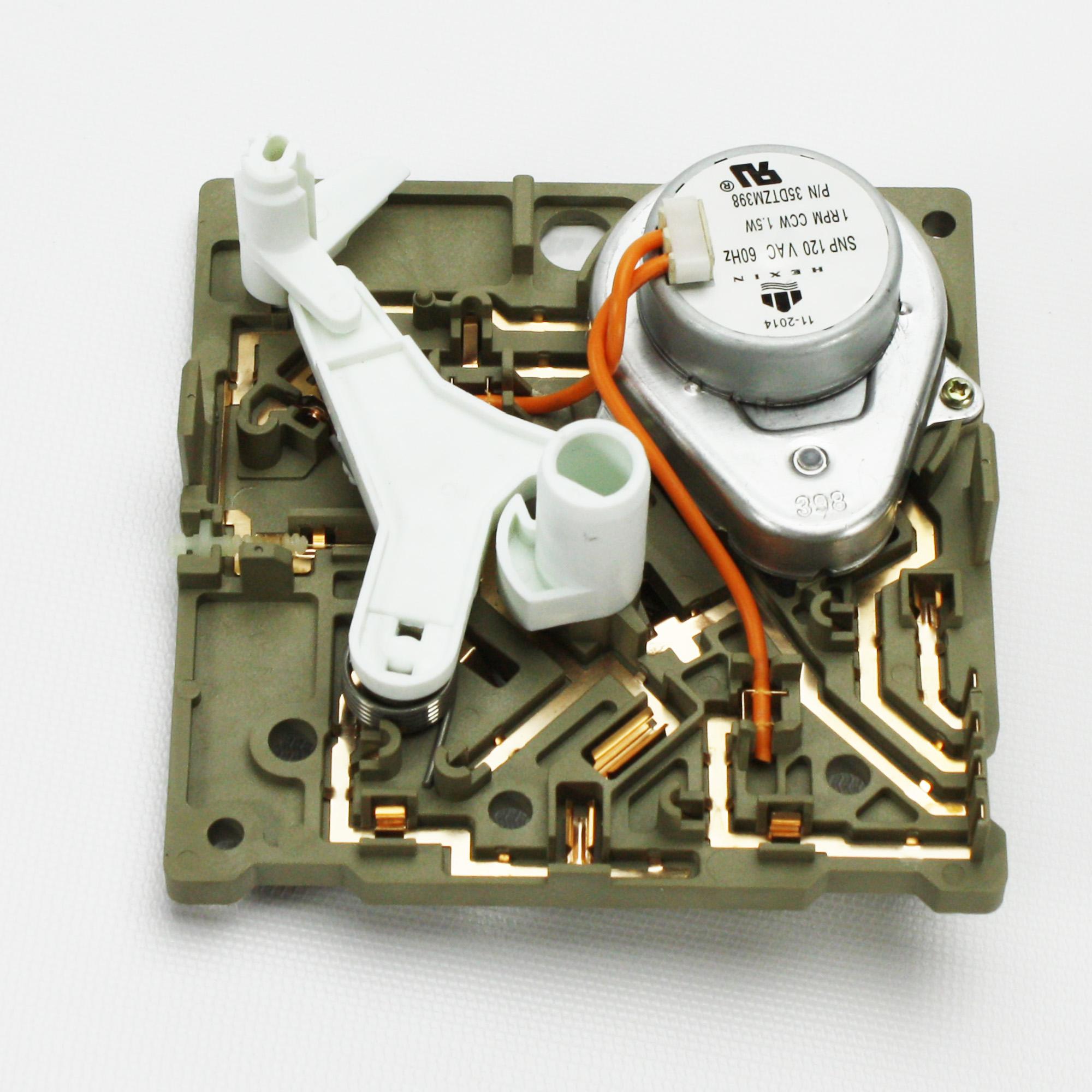 628366 W10190935 Ice Maker Motor Module Assembly Whirlpool