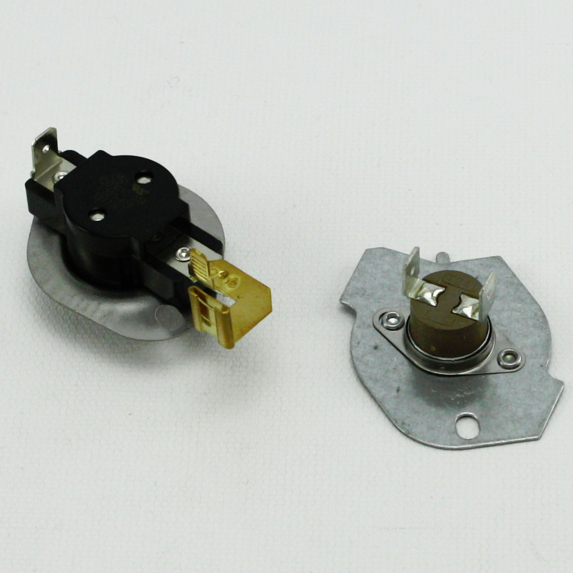 Replacement Dryer Thermostat And Thermal Fuse Kit Replaces Whirlpool 3977767
