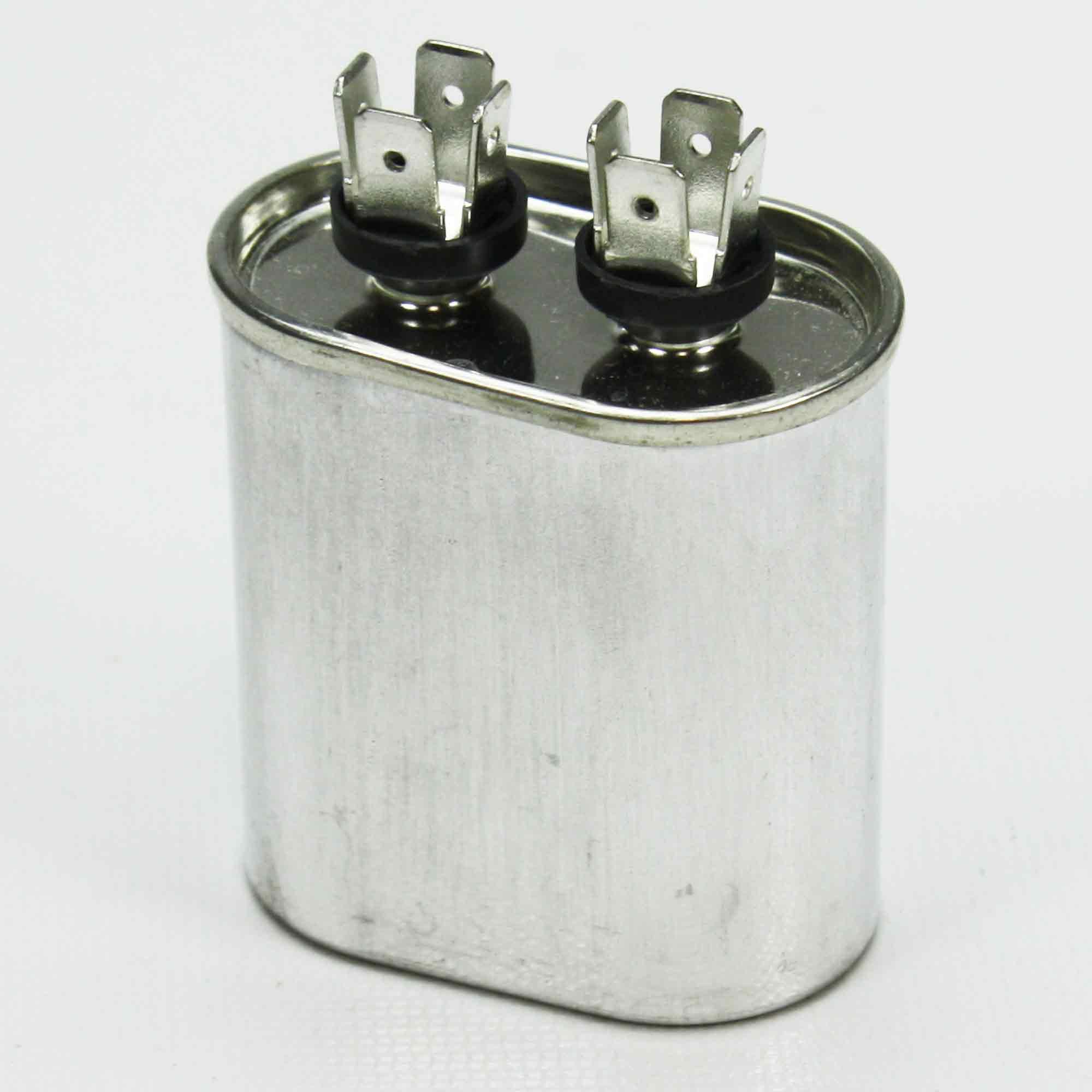 Oval motor run capacitor 5 mfd 370 vac ebay for 370 volt 10 mfd motor run oval capacitor